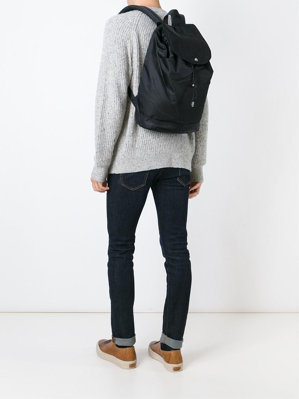 3265b1adcf Herschel Supply Co.  reid  Backpack in Black - Lyst