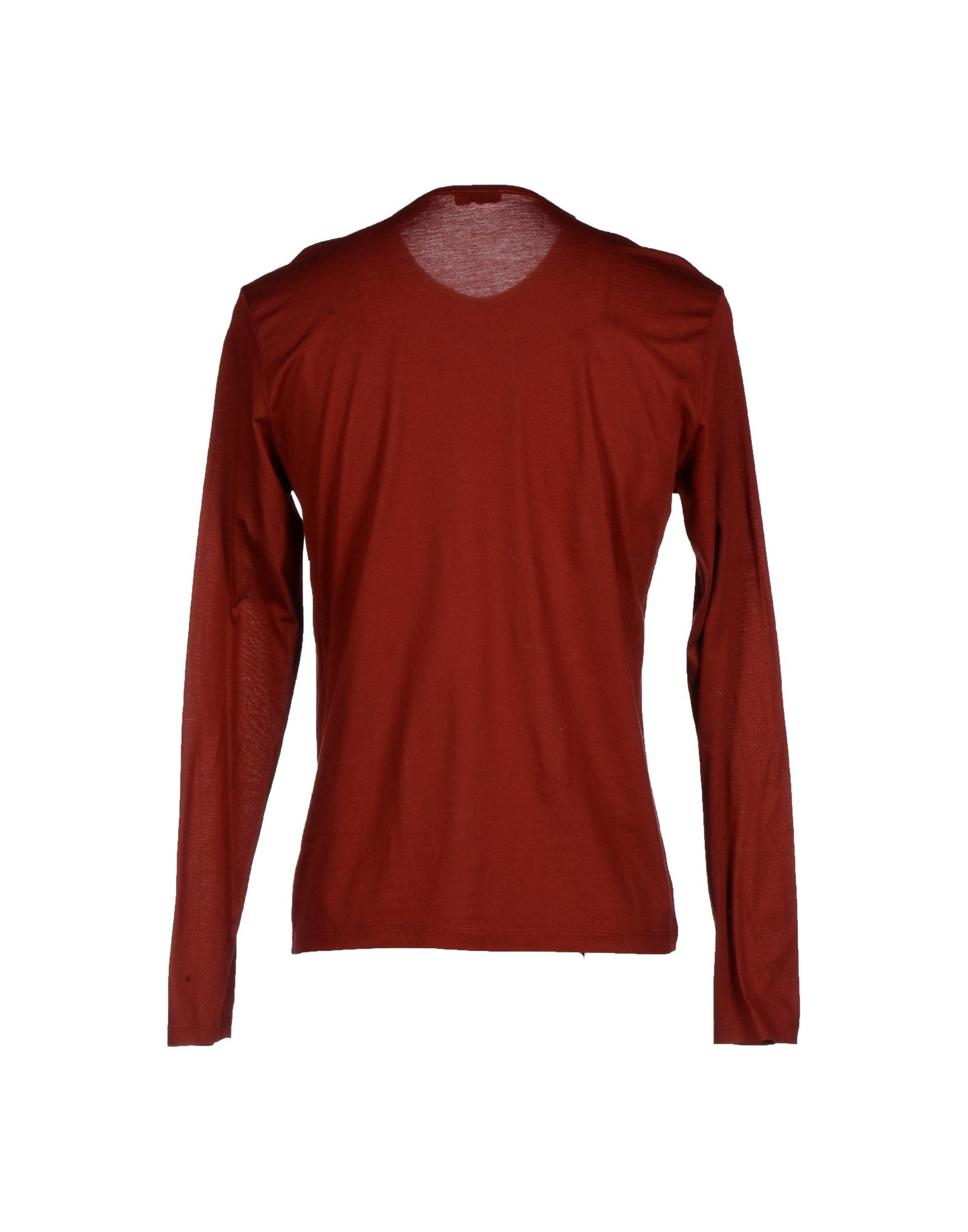 Balenciaga T Shirt In Red For Men Lyst