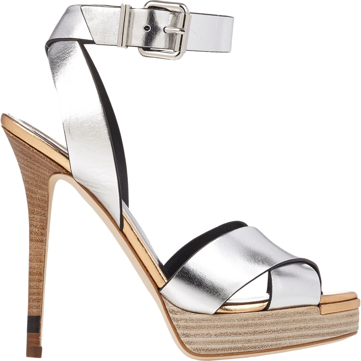 purchase for sale outlet get authentic Fendi Platform Ankle Strap Sandals for sale online cheap comfortable 7iwDC