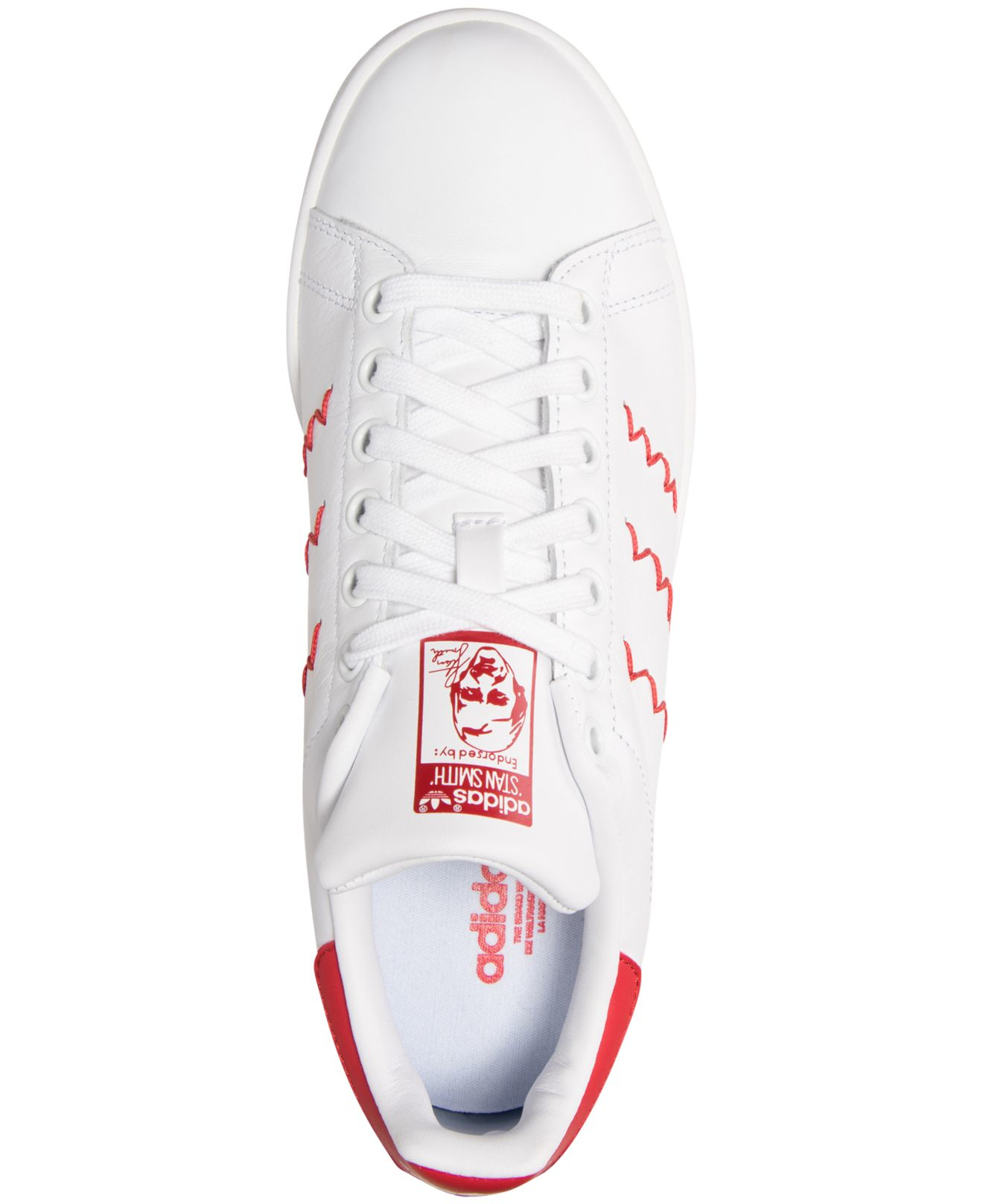 new product 230e6 b4dc7 netherlands gallery. previously sold at macys womens adidas stan smith  08950 2cf36