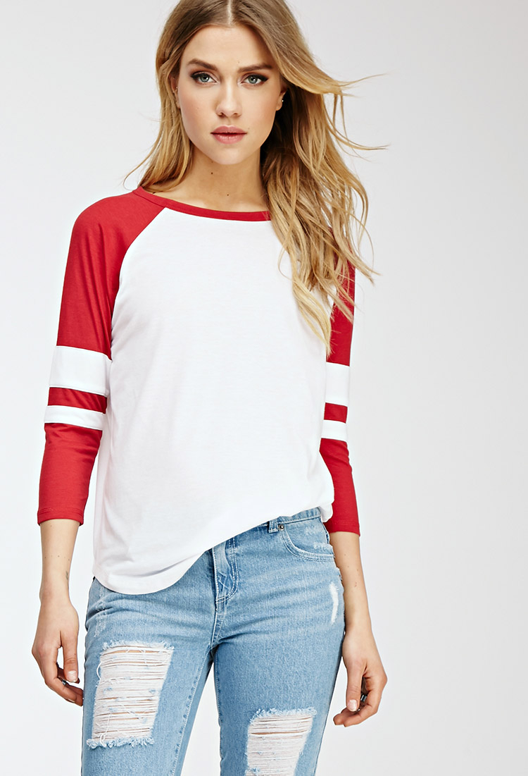 Womens Crew Neck T Shirts