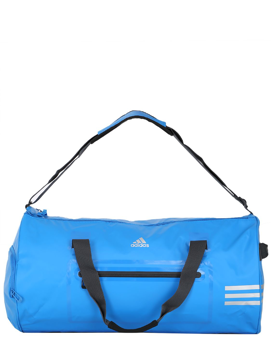 Lyst - adidas Originals Water Repellent Coated Nylon Duffle Bag in ... 0af4ee924a886