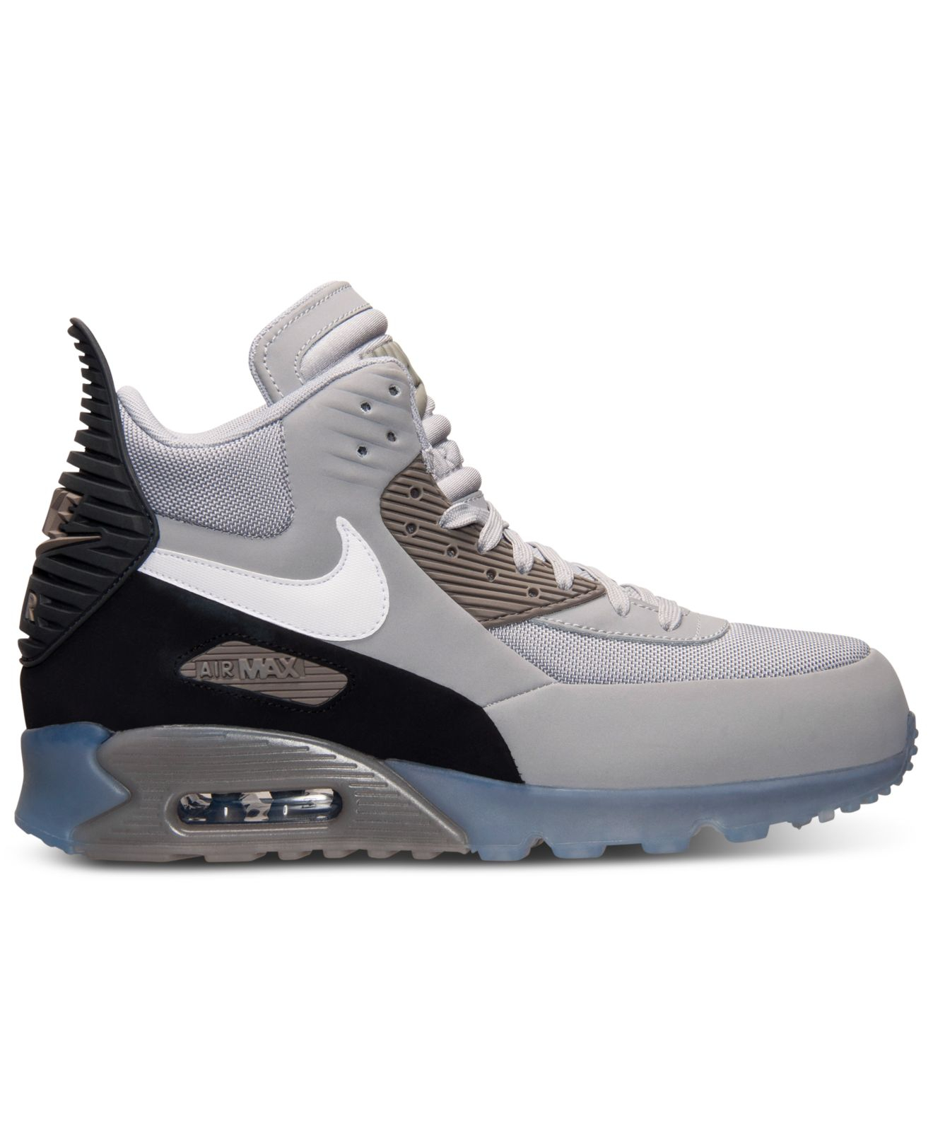 4cb369141dc ... low cost lyst nike mens air max 90 sneakerboot ice from finish line in  3521a 6d286