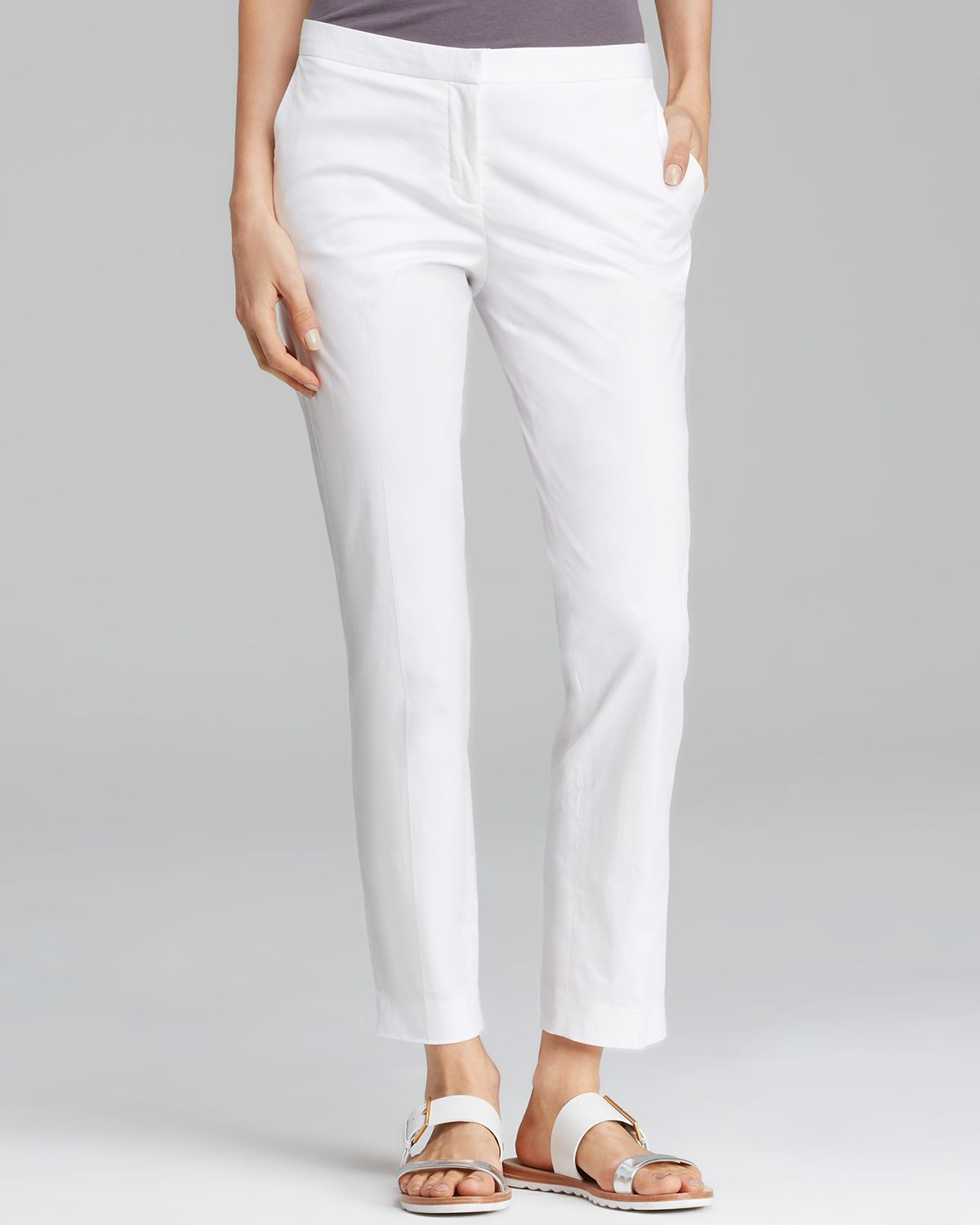 Model White Dress Pictures Womens White Dress Pants