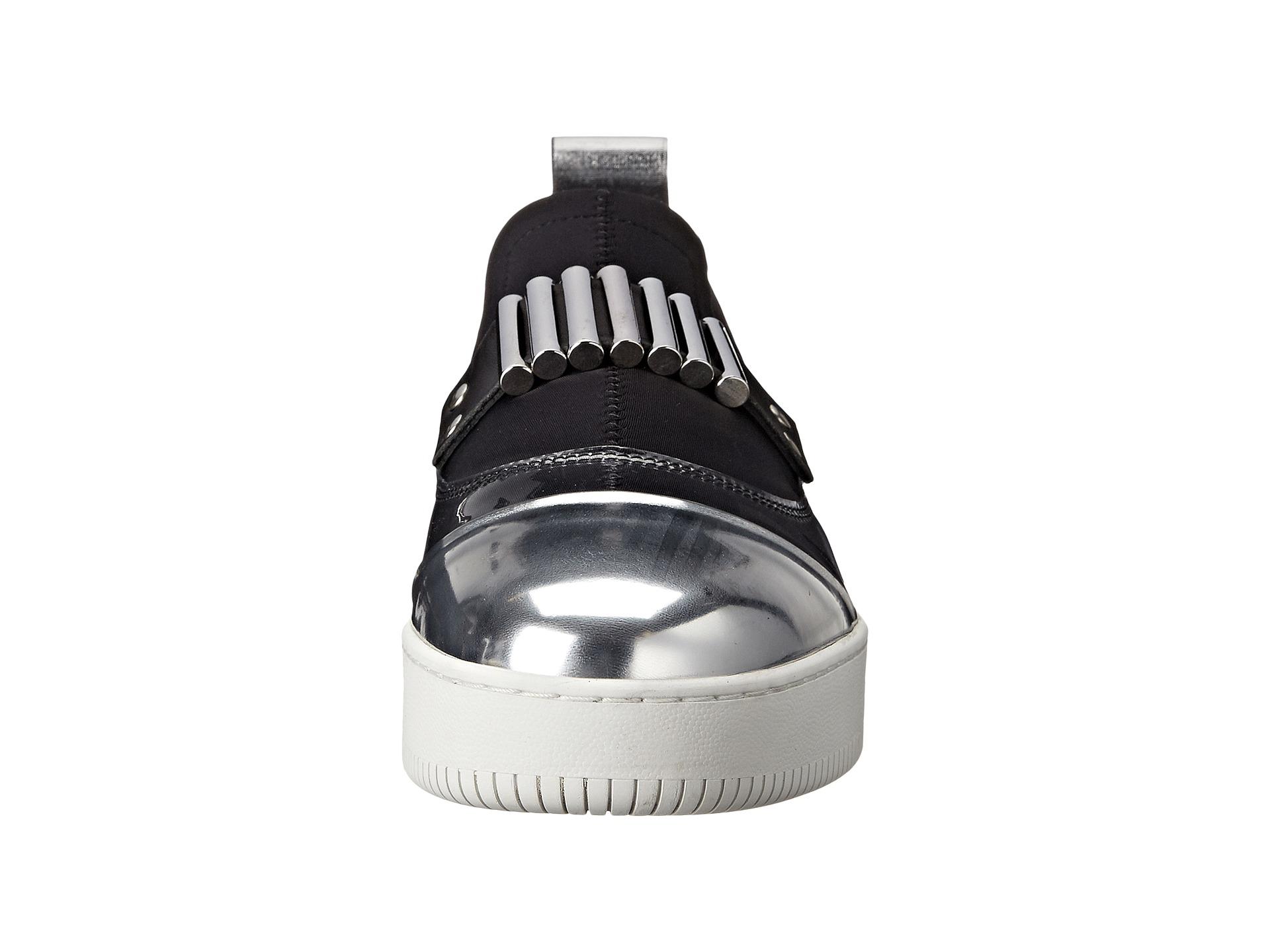 Lyst Mcq Metil Bullet Sneaker In Black