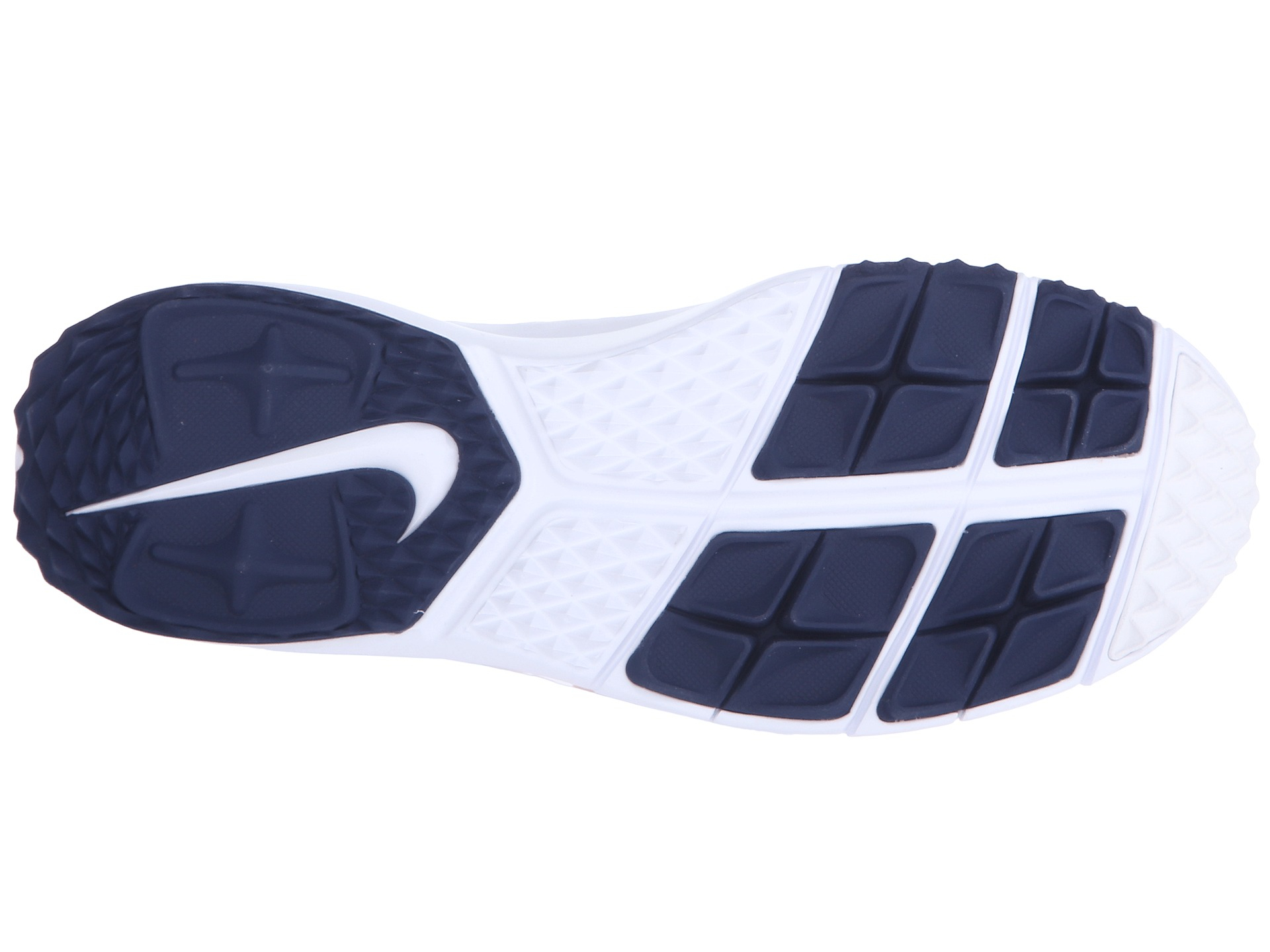 3a102f61a Nike Fi Impact 2 in White for Men (White Midnight Navy Bright Crims)