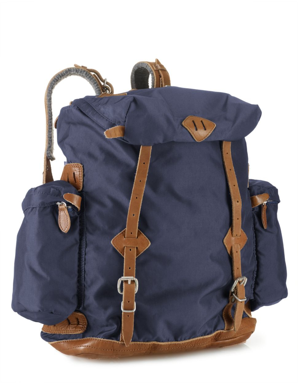 Polo Ralph Lauren Yosemite Canvas Backpack in Blue for Men - Lyst 12b52ceb987bd