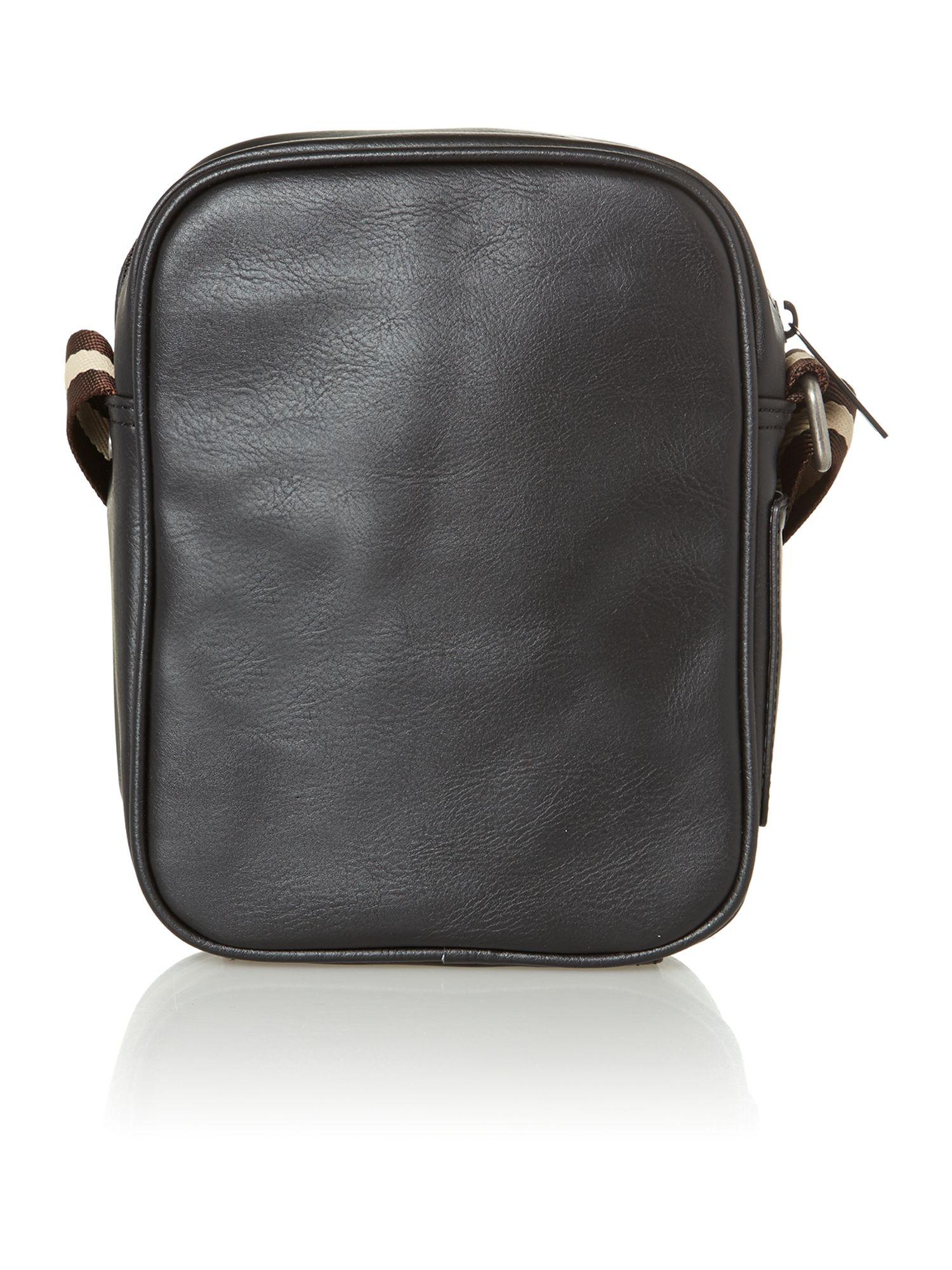 Diesel Richie Man Pouch Bag in Black for Men | Lyst