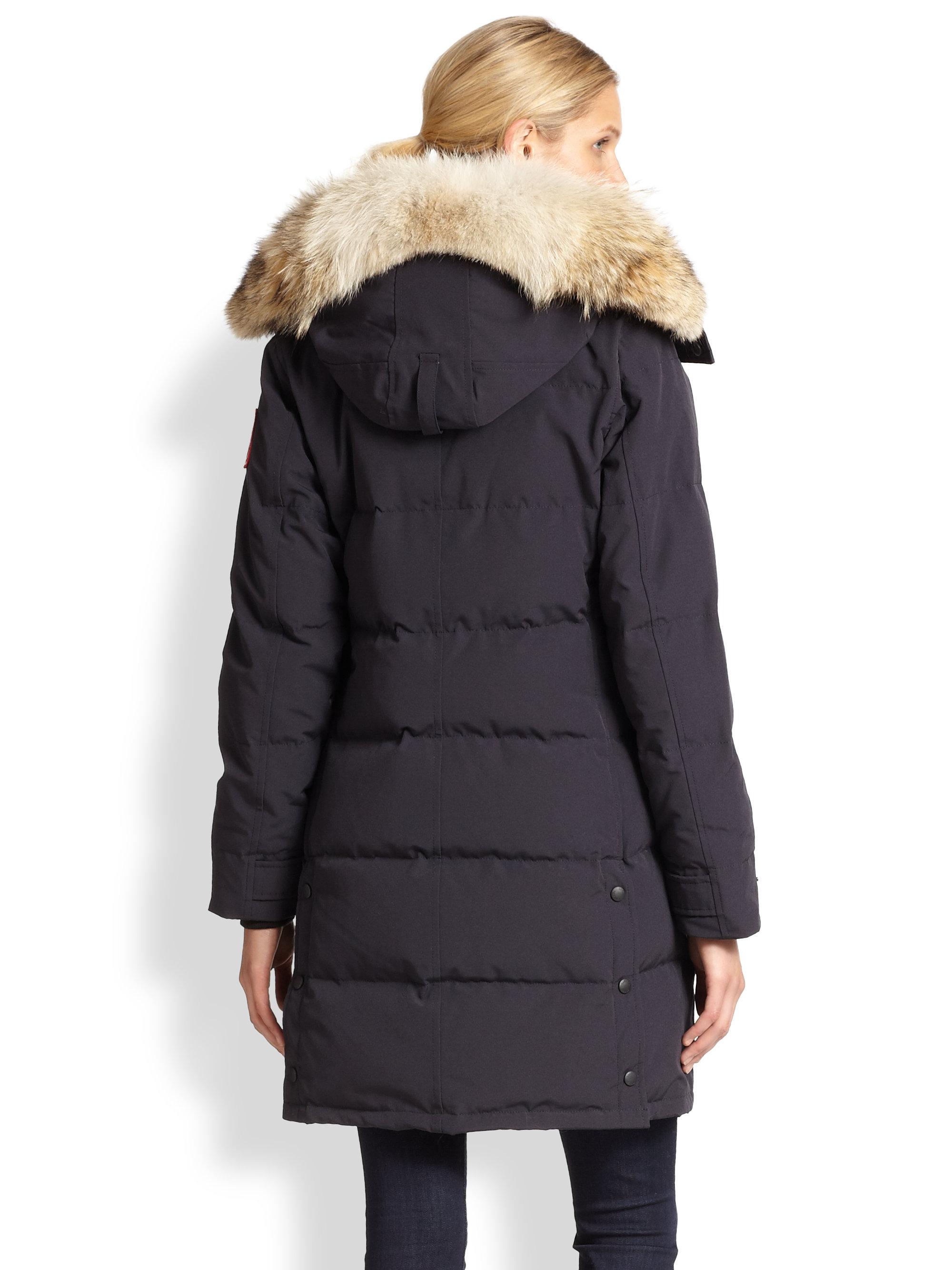 Canada Goose victoria parka sale price - Canada goose Shelburne Parka in Black | Lyst