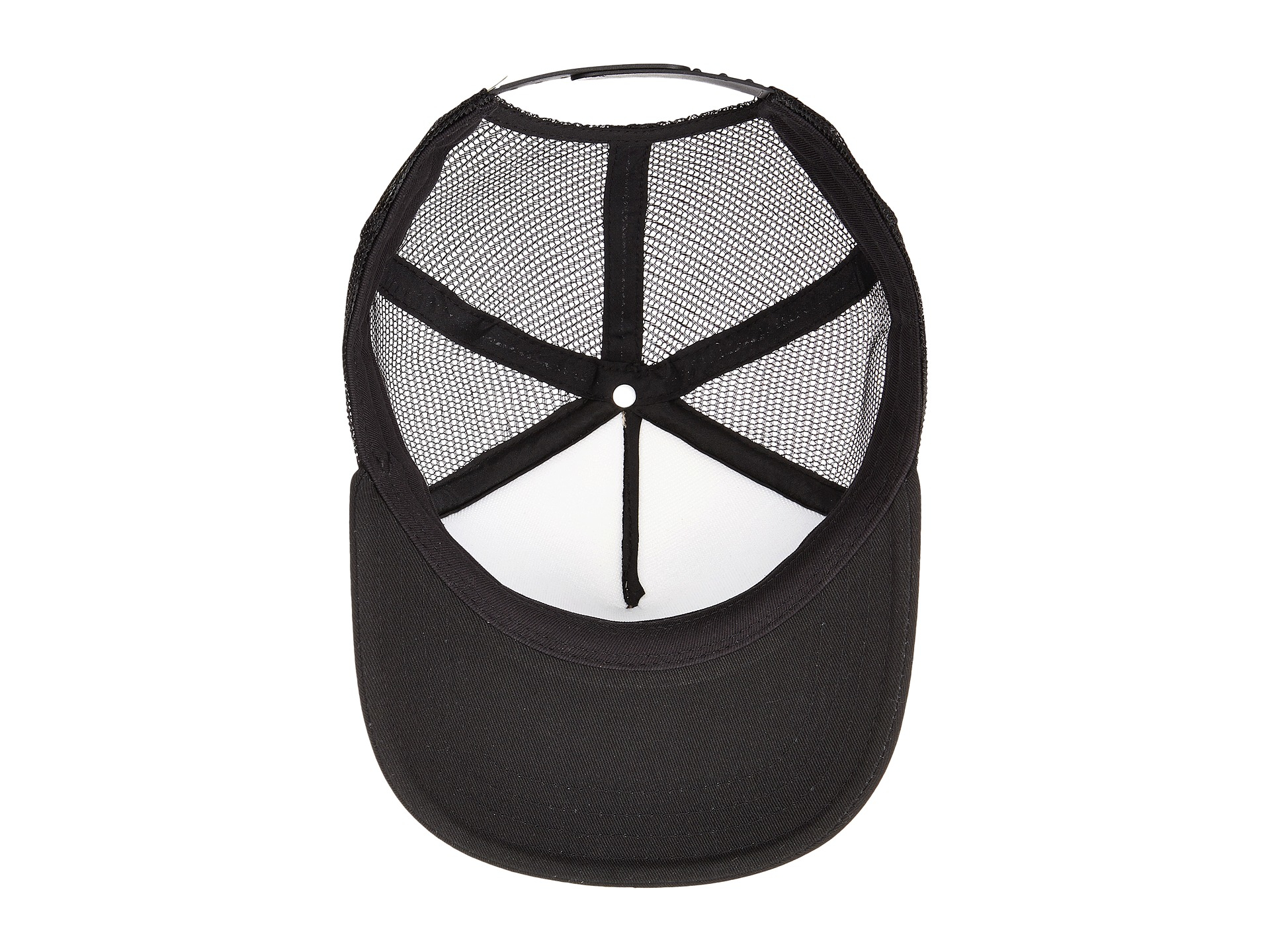 da35d77daa100 Vans Beach Girl Trucker Hat in Black - Lyst