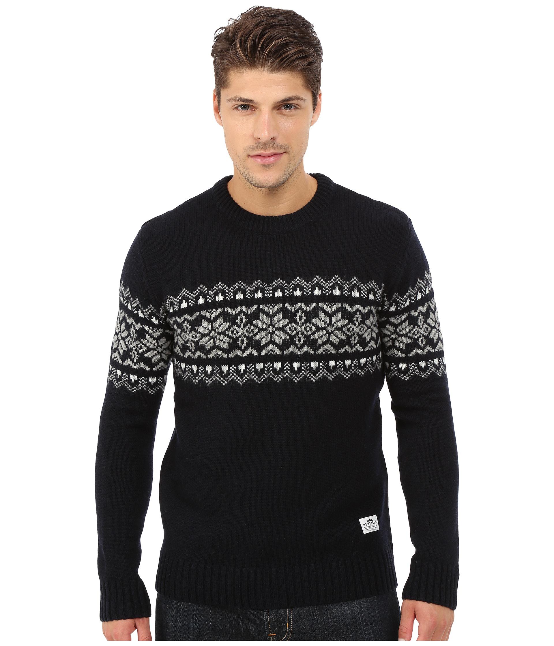 Penfield  Hickman Crew Sweater  Men's 65726