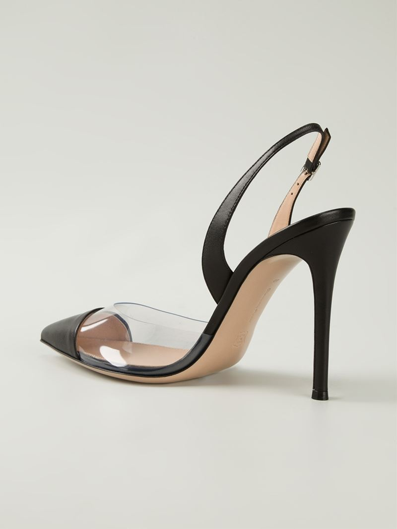 Gianvito Rossi Slingback pumps pyVMYgv