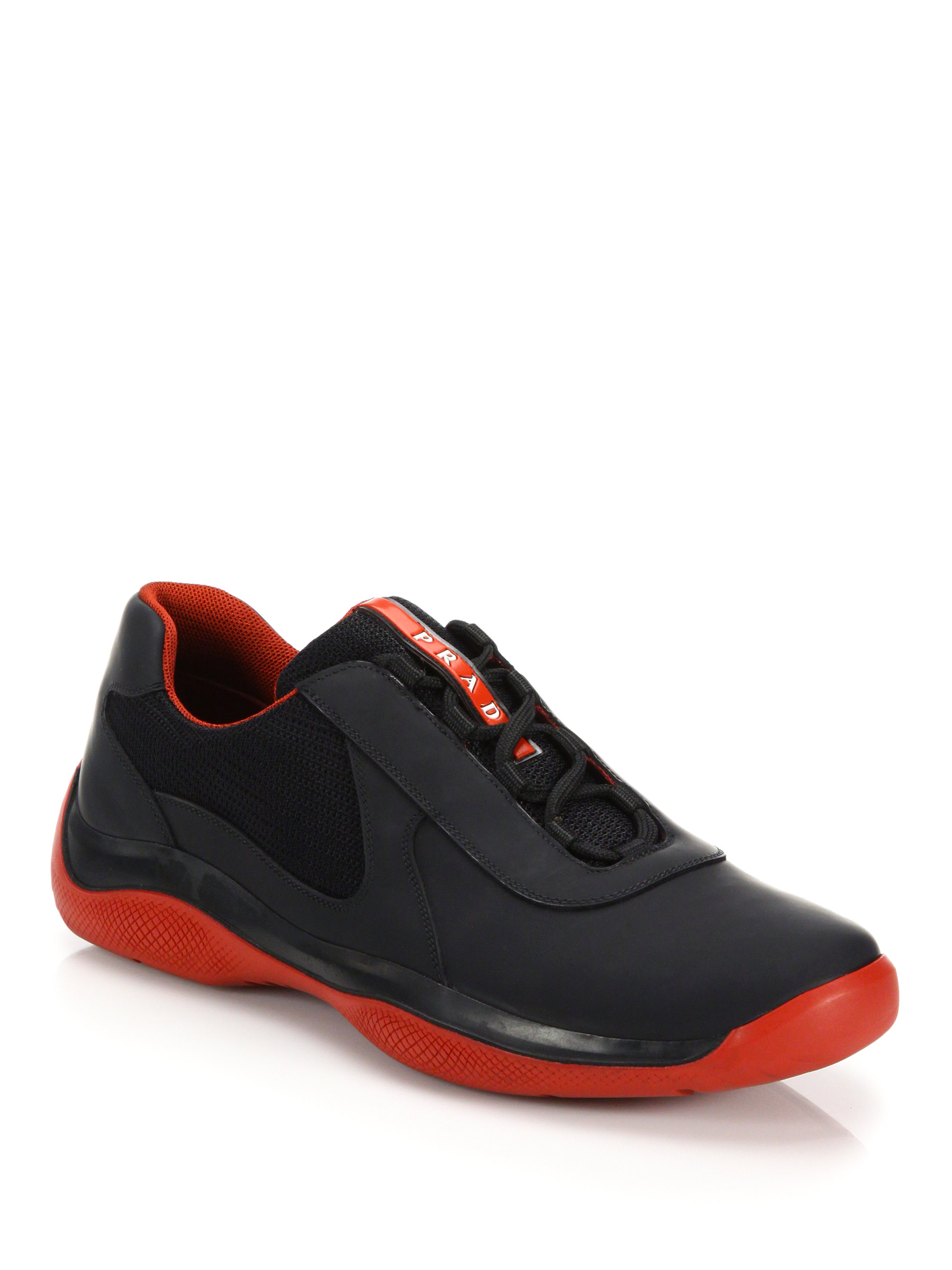 Men Prada Shoe Sneakers 8