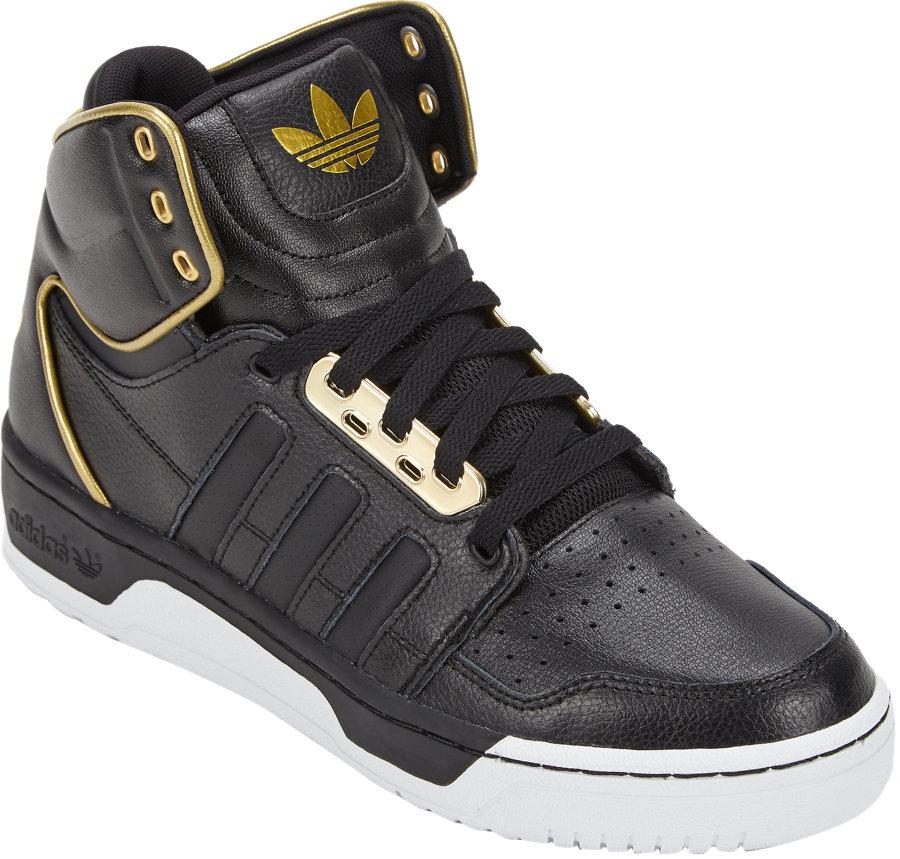 half off 8baaf 6b433 Lyst - adidas Conductor Ar Hightop Sneakers in Black for Men