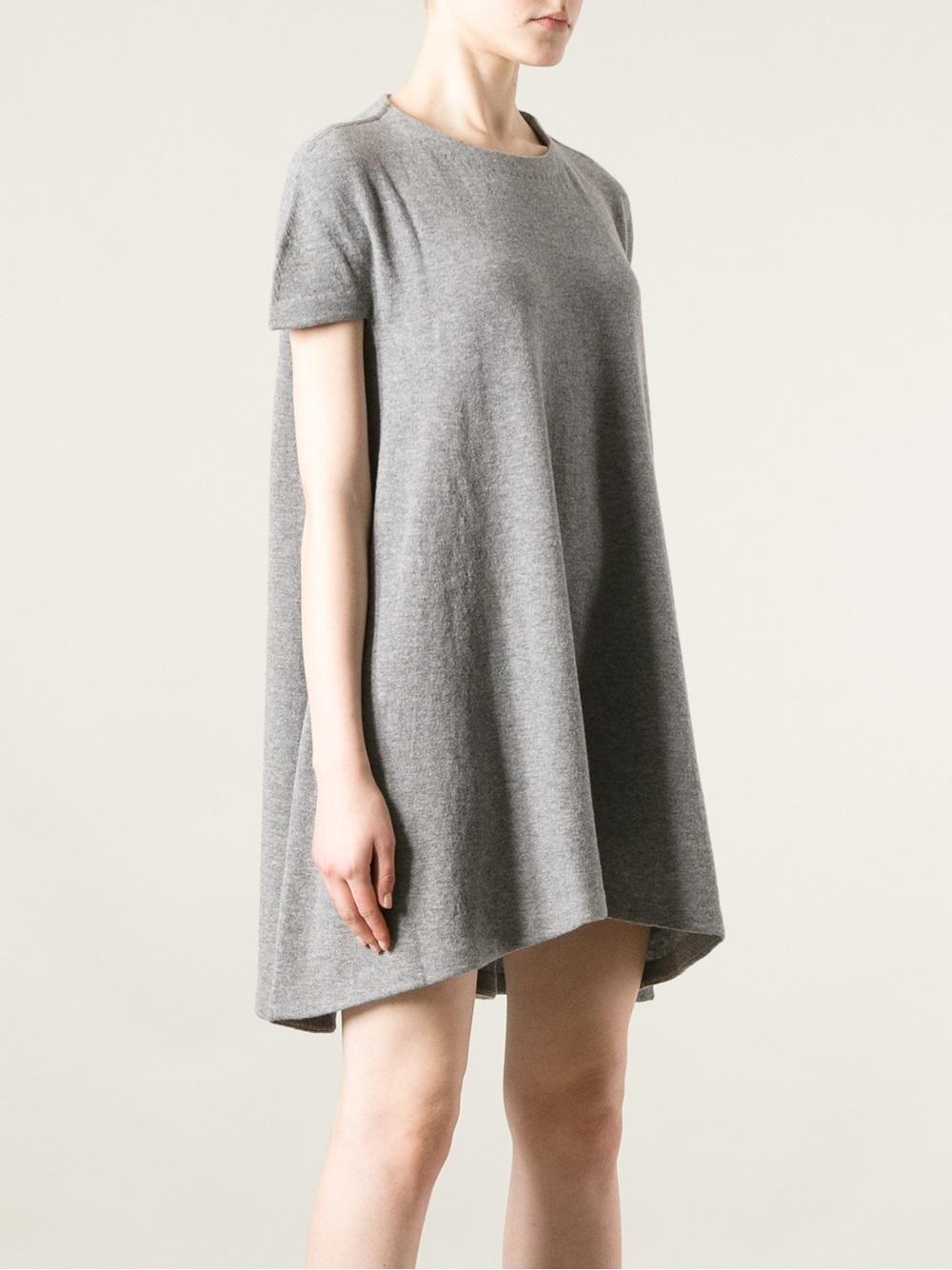 Loose Fit T Shirt Dress Bcd Tofu House