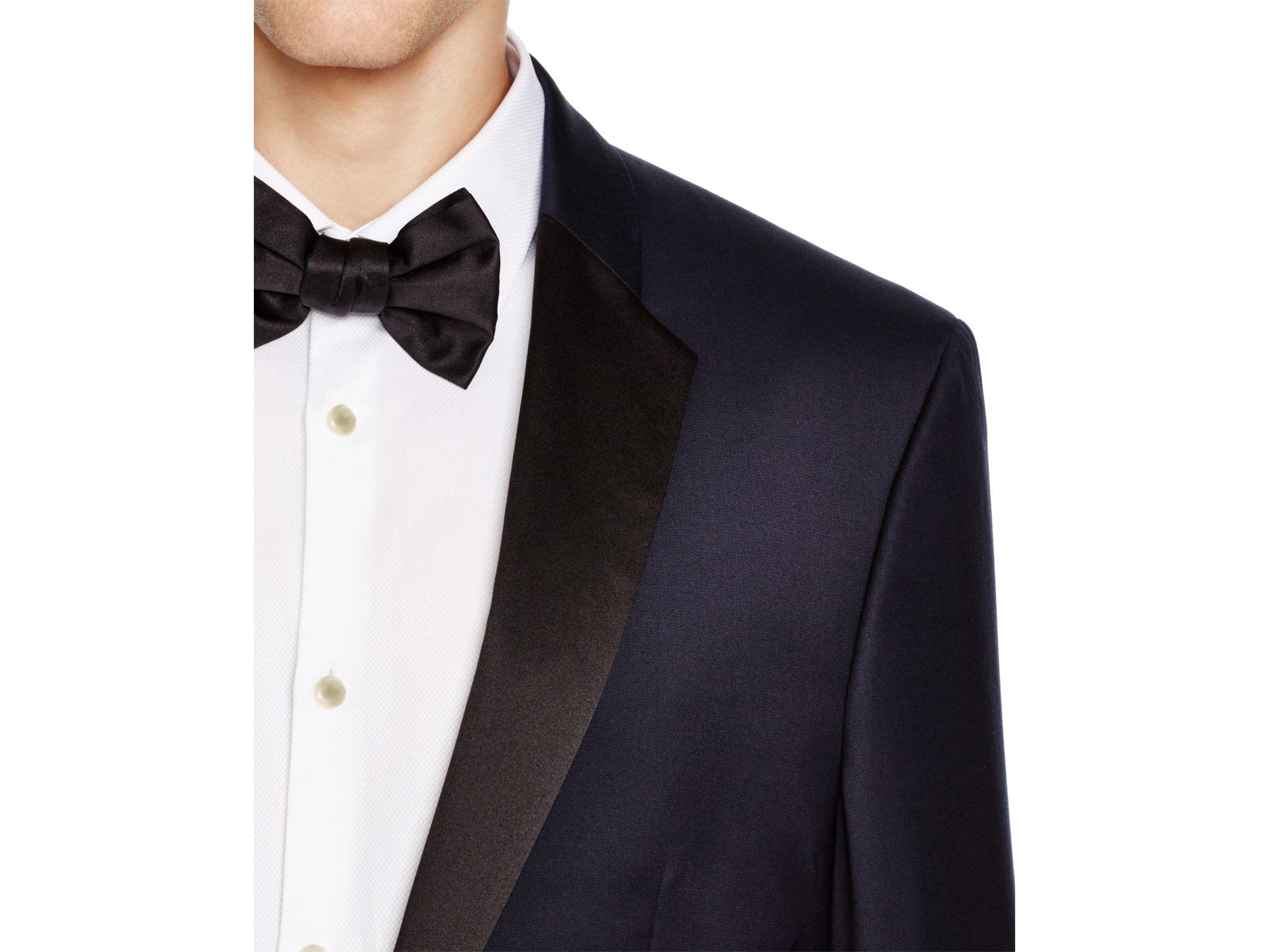 1bef84aea Hugo Boss Blue Velvet Dinner Jacket - Image Of Jacket