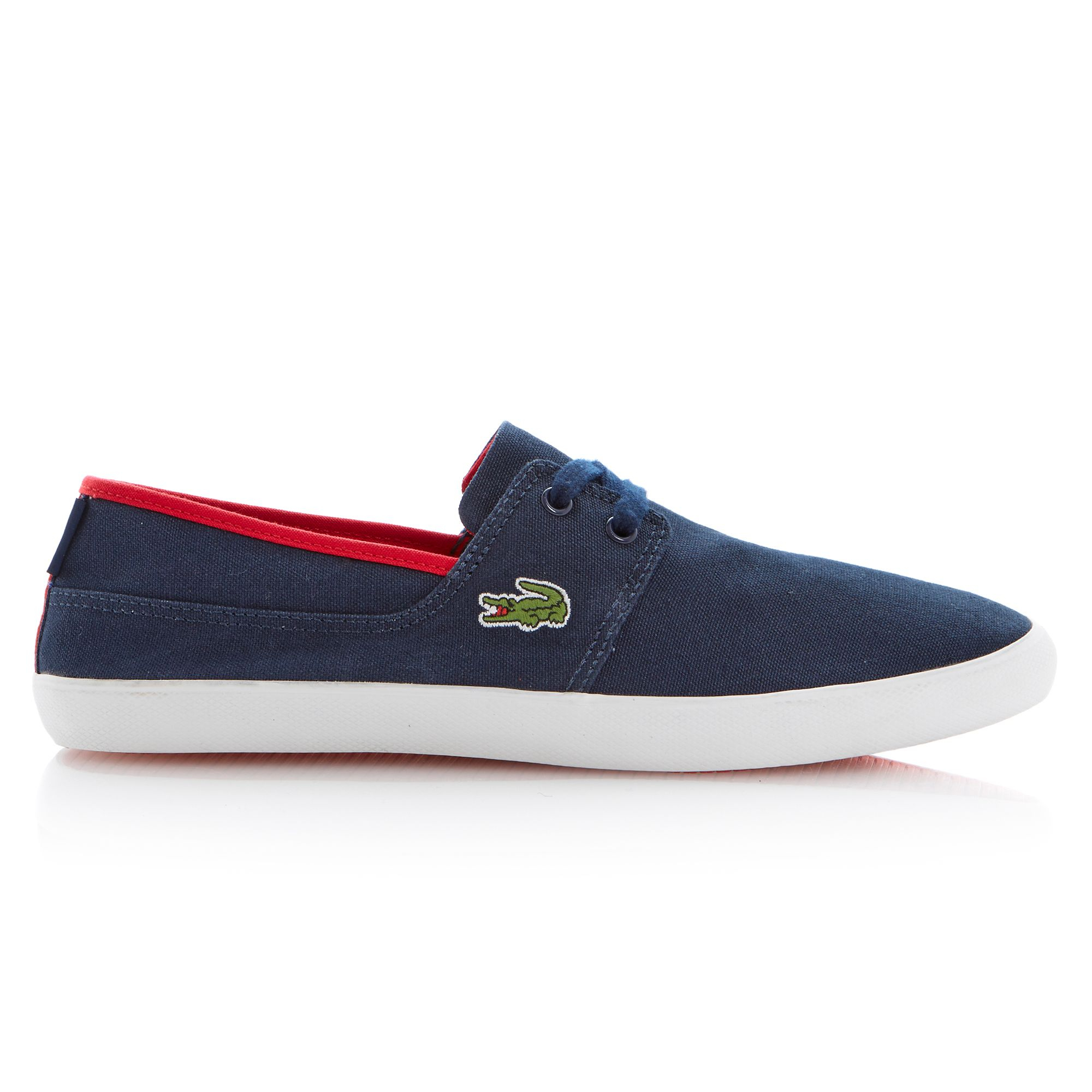 Marice Lace Boat Shoes