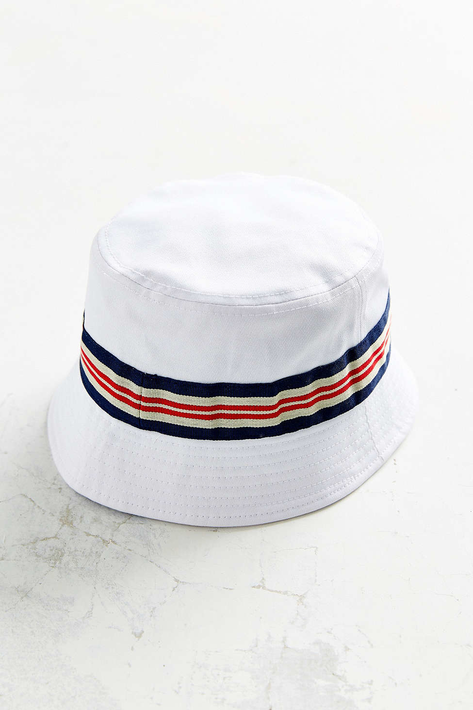 42f959a5cb06 ... new zealand lyst fila uo casper bucket hat in white ec7e9 17a48
