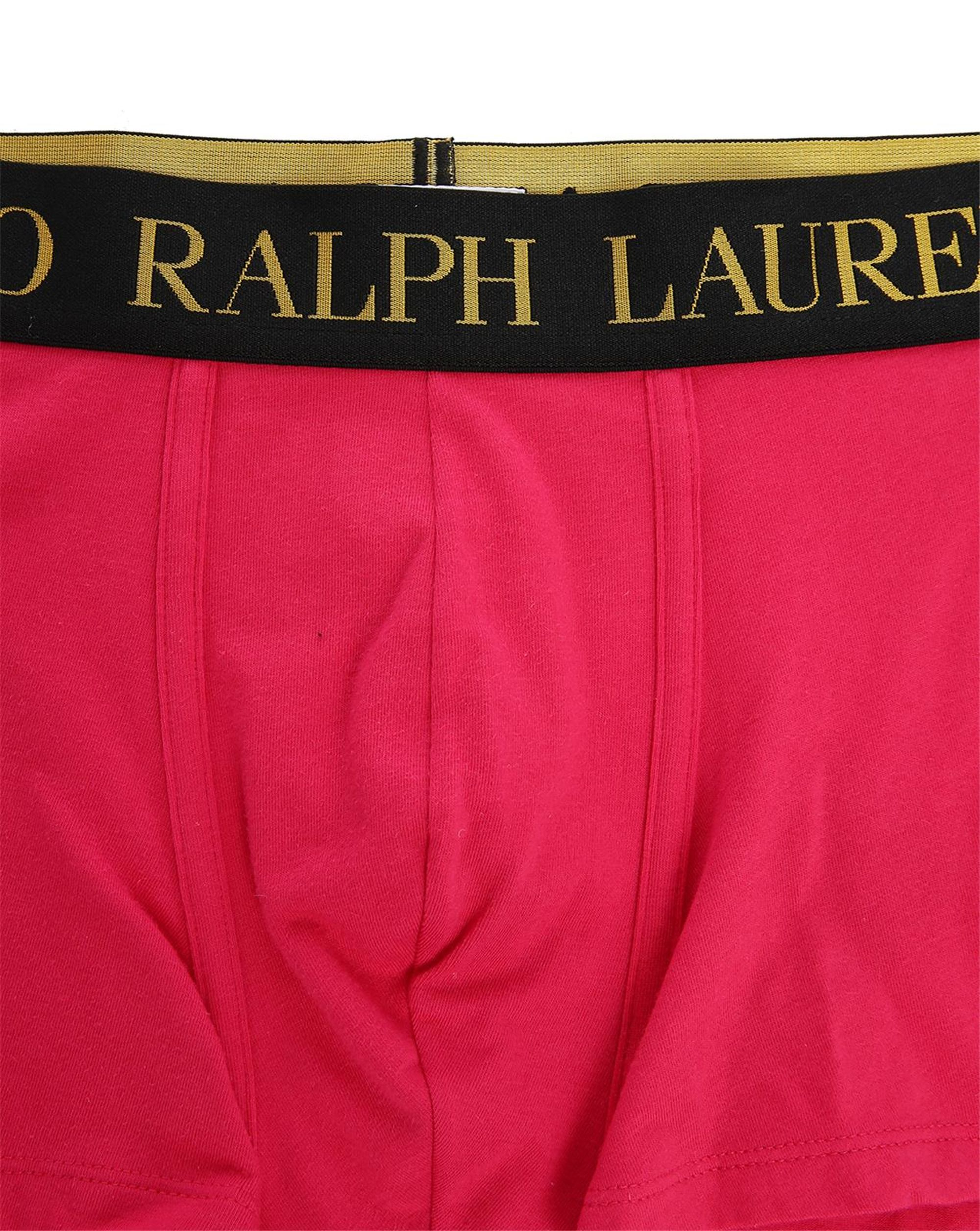 Polo Ralph Lauren Big Pony Shorts Red