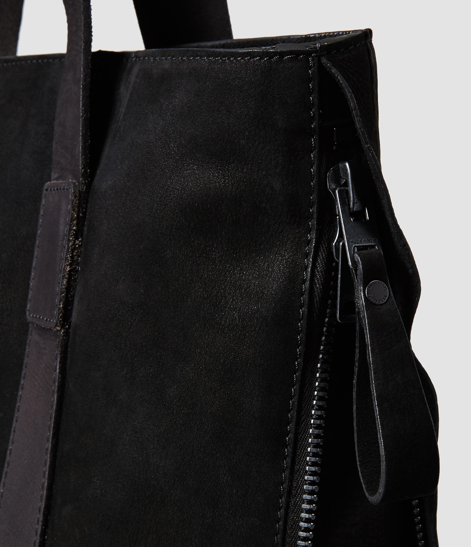 Allsaints Thorpe Tote Bag in Black for Men | Lyst