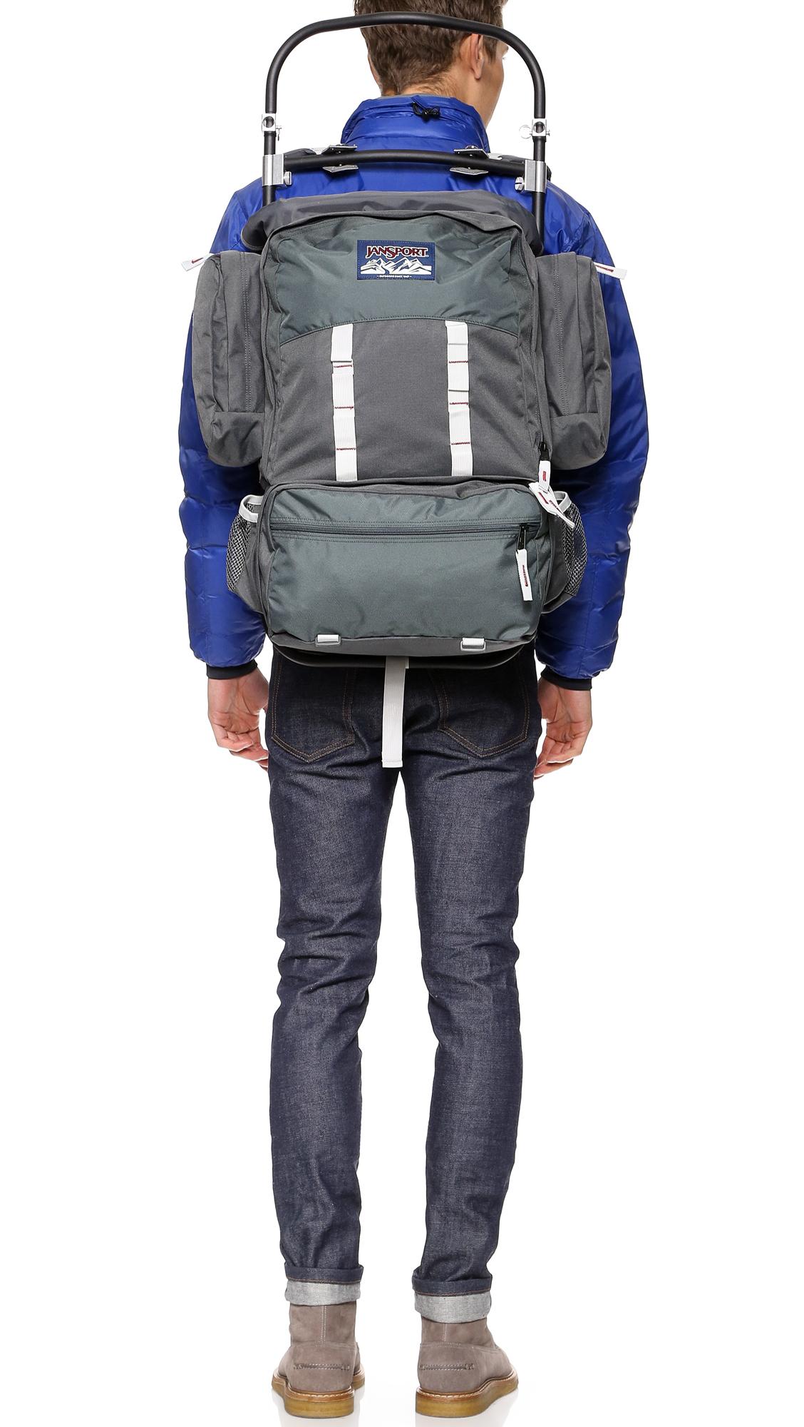 Jansport External Frame Backpack Parts bff229e579a42