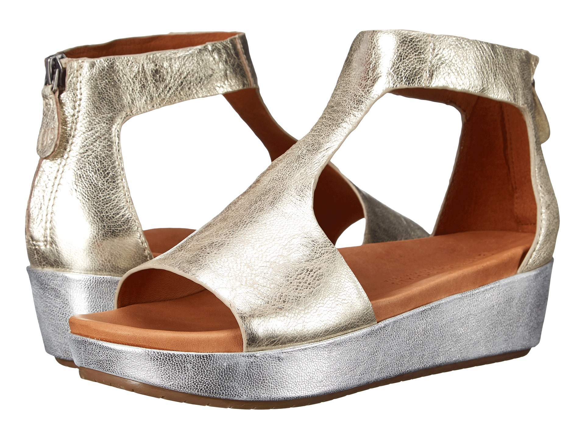 Lyst Gentle Souls Jefferson In Metallic