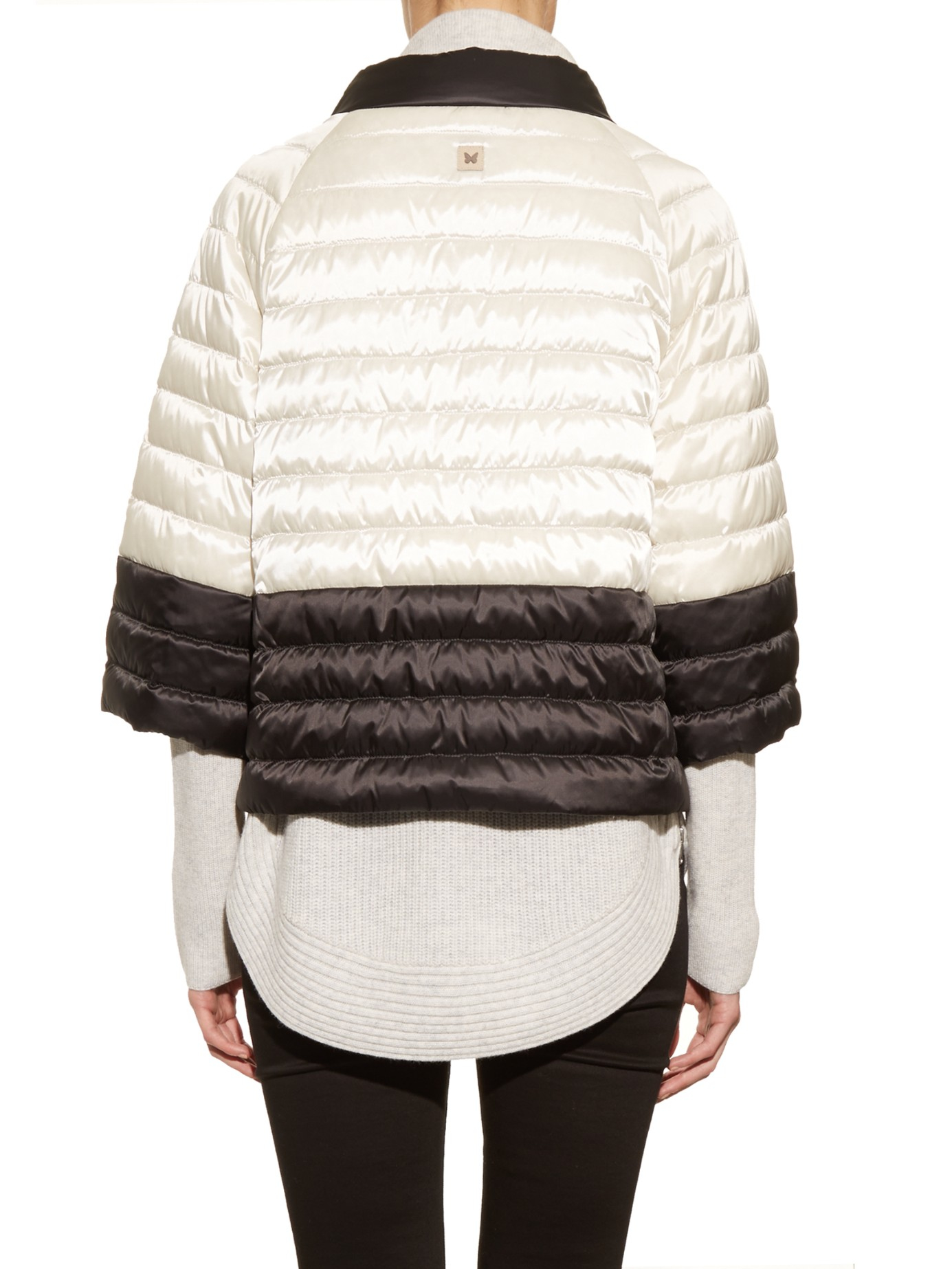 Lyst - Weekend by maxmara Lisotte Quilted Jacket in White : max mara quilted jacket - Adamdwight.com