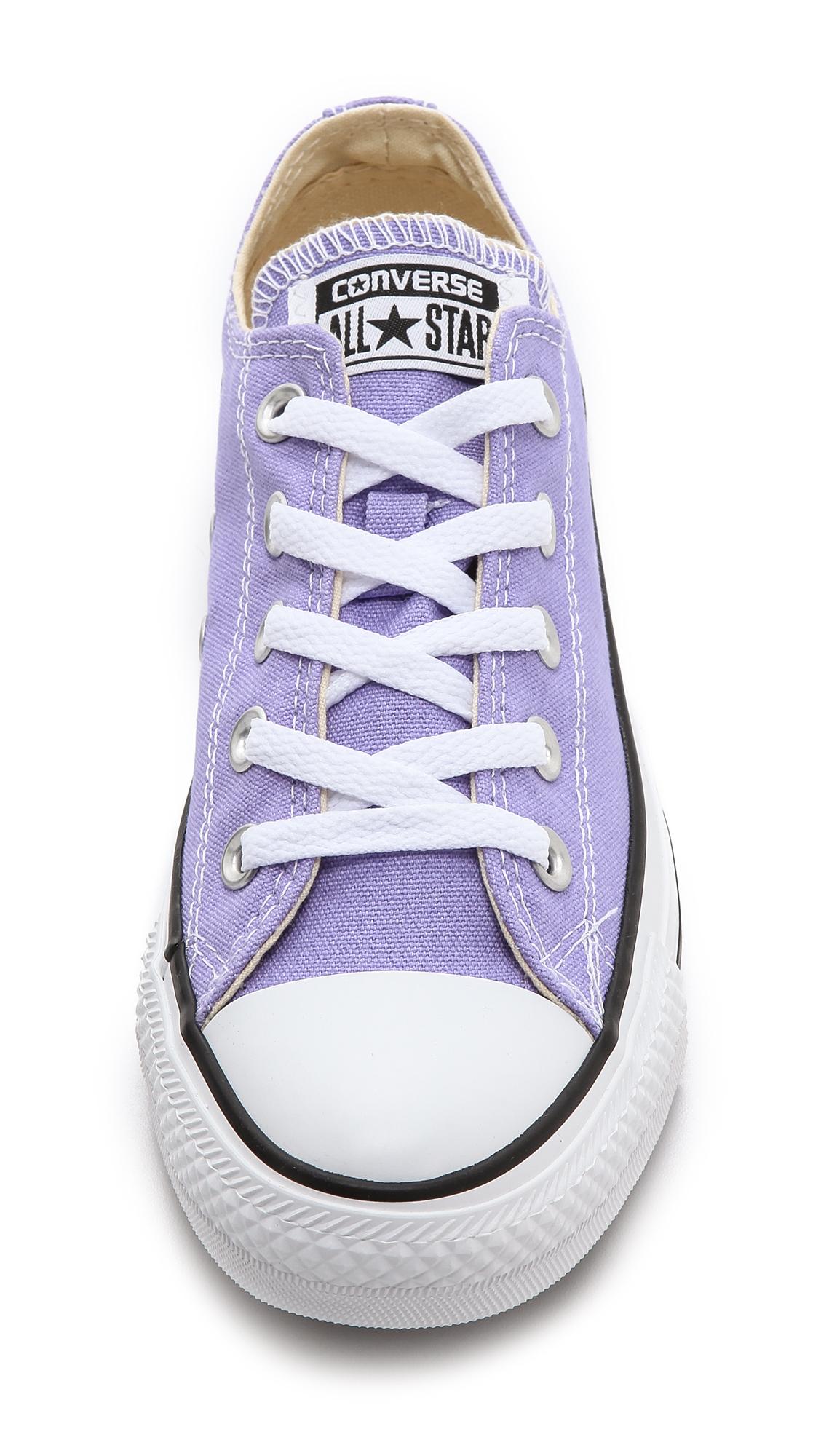 purple low top converse off 63% - www
