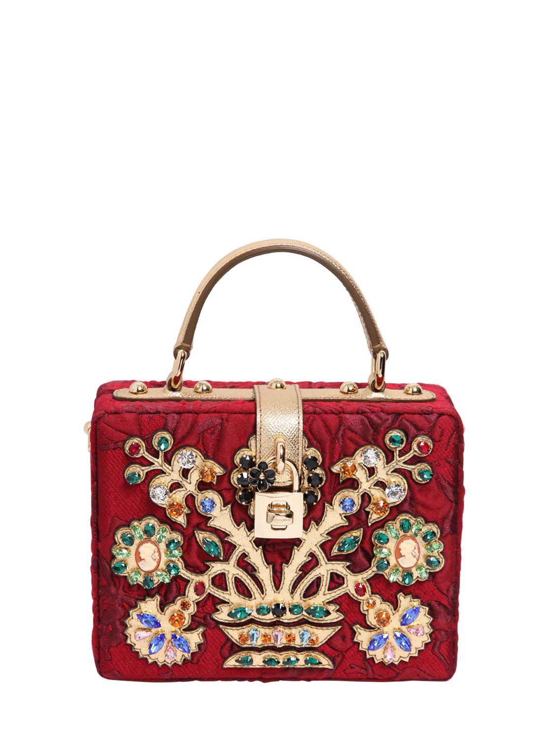 Dolce Gabbana Welcome Amore Graffiti Medium Handbag Neiman Marcus 1dc683ce448e2