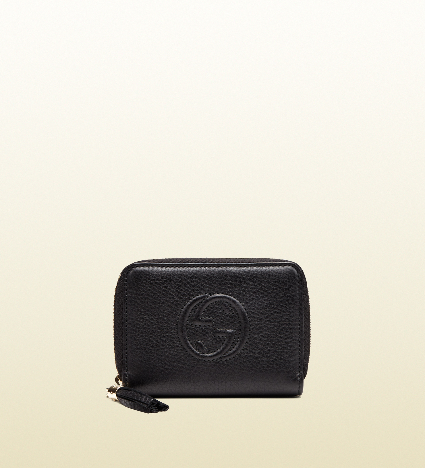506cc28cfbdd48 Gucci Soho Wallet In Black | Stanford Center for Opportunity Policy ...