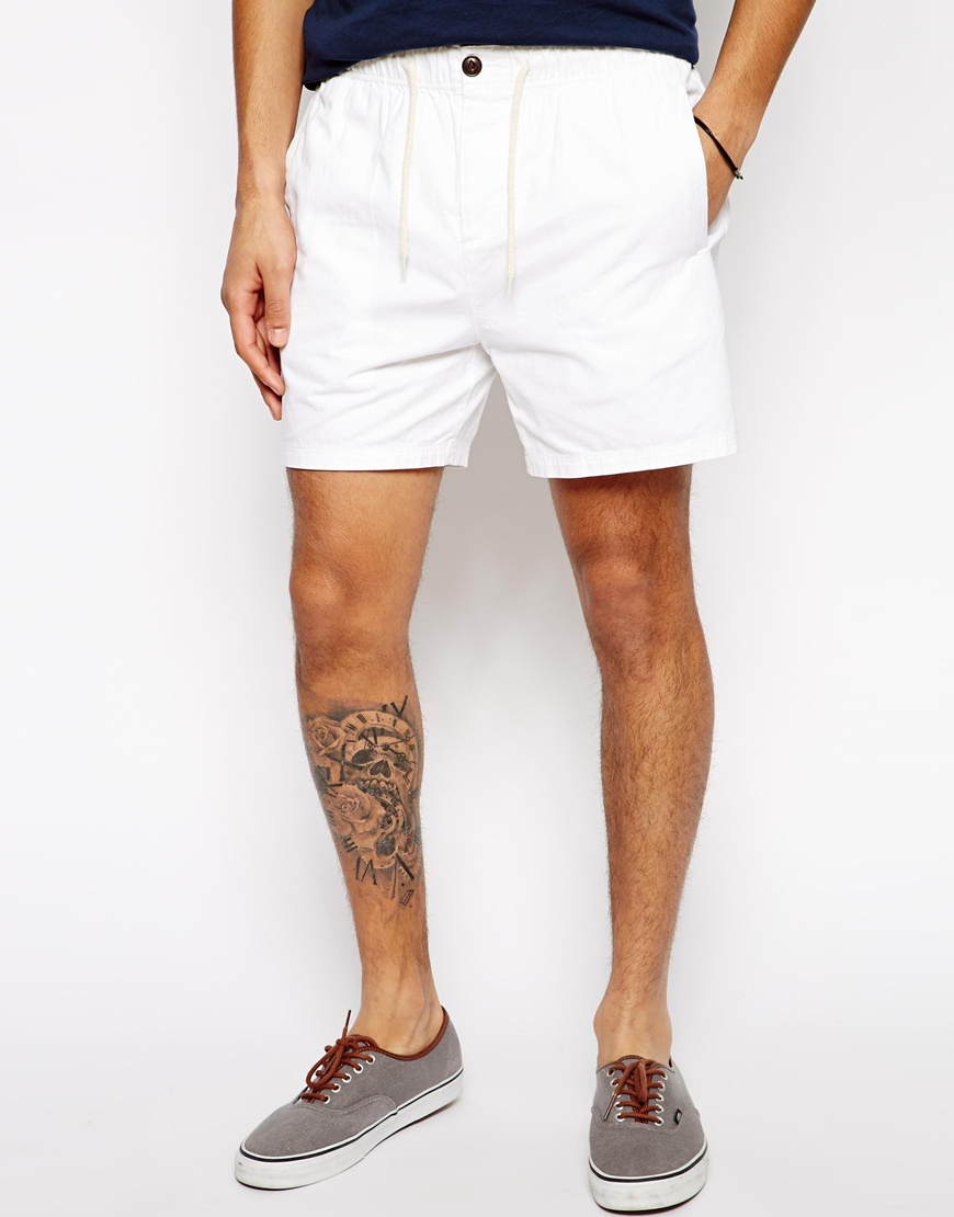Find mens black and white stripe shorts at ShopStyle. Shop the latest collection of mens black and white stripe shorts from the most popular stores -.