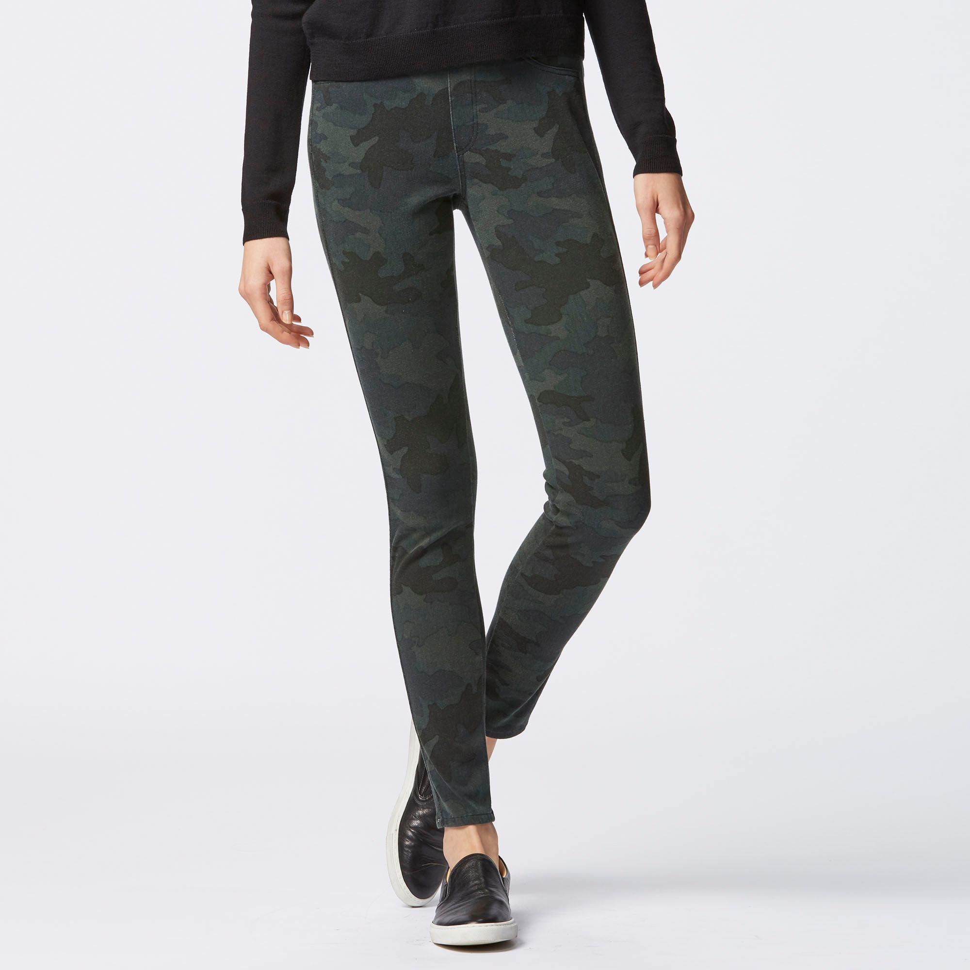 Awesome Uniqlo Womenu0026#39;s Draped Joggers In Blue (NAVY) | Lyst