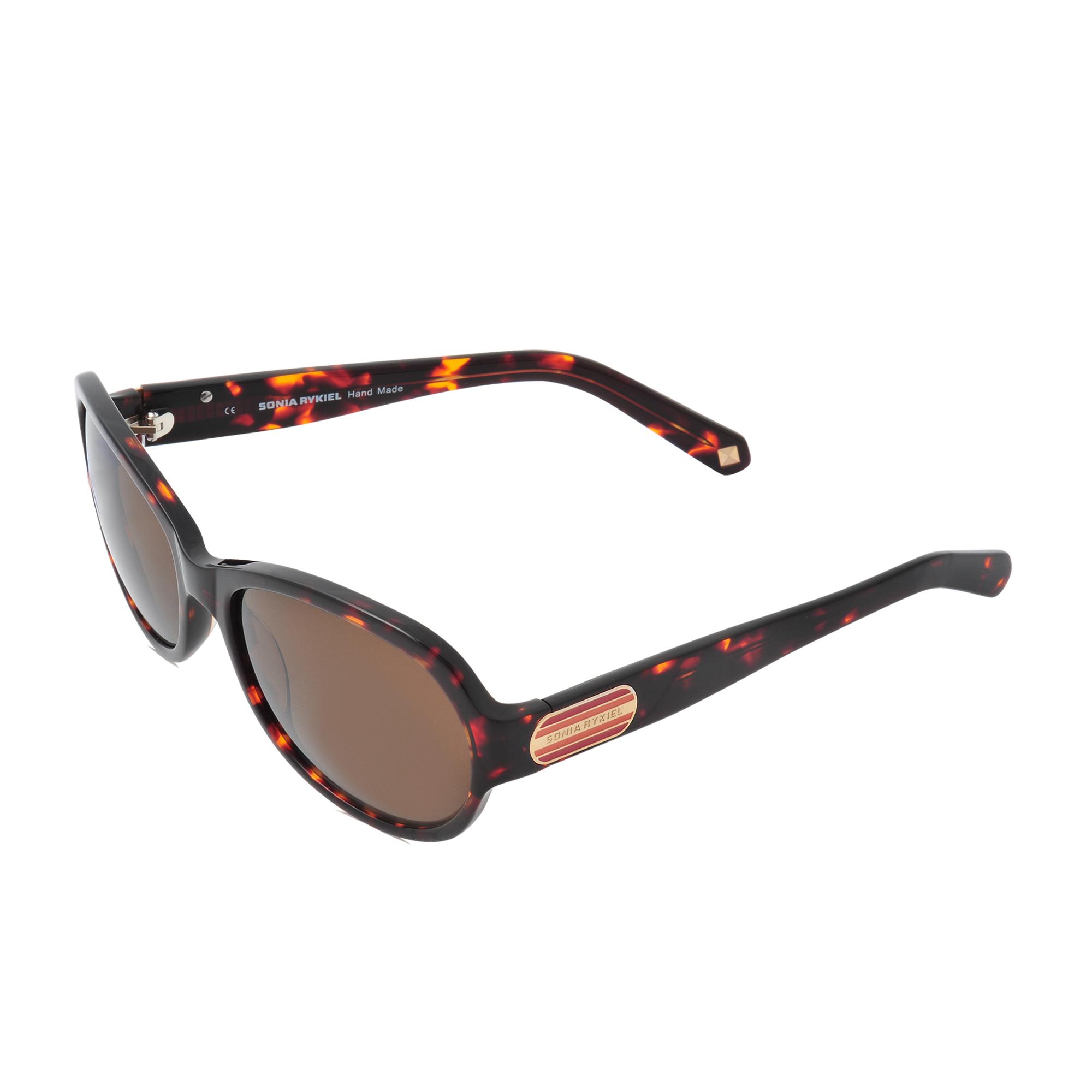 2b2f5f2e004 Sonia Rykiel Sr7686 Scaled Sunglasses in Brown - Lyst