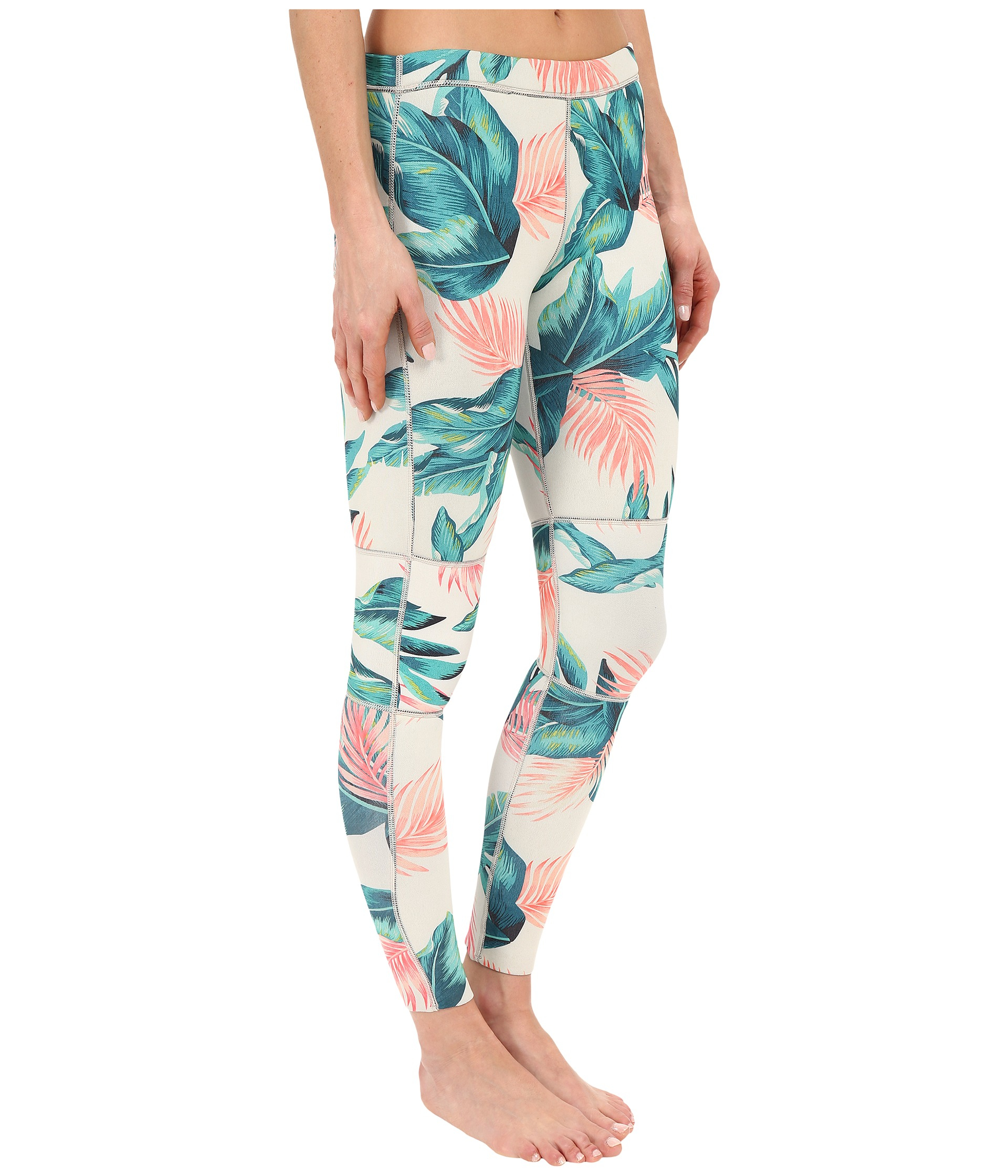 e9d1bd4ba1459 Billabong Skinny Sea Legs Surf Leggings - Lyst