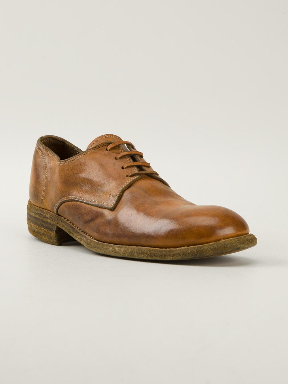 New  Disstressed Shoe
