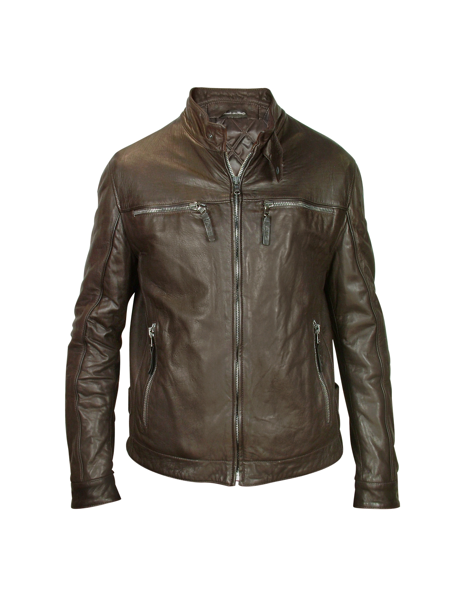 How to Care for a Leather Motorcycle Jacket