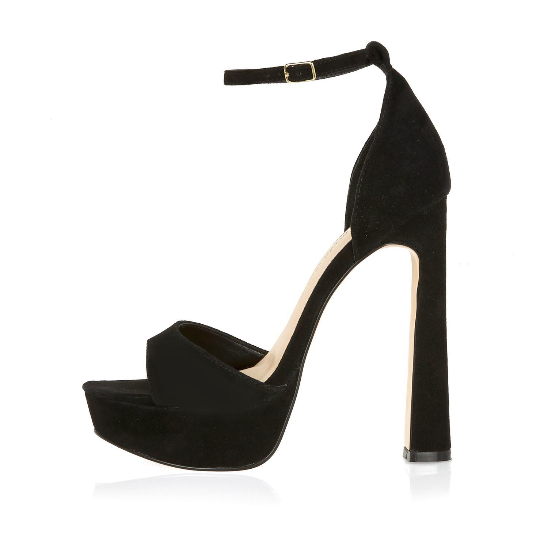 River Island High heels - black Yv9p0OC