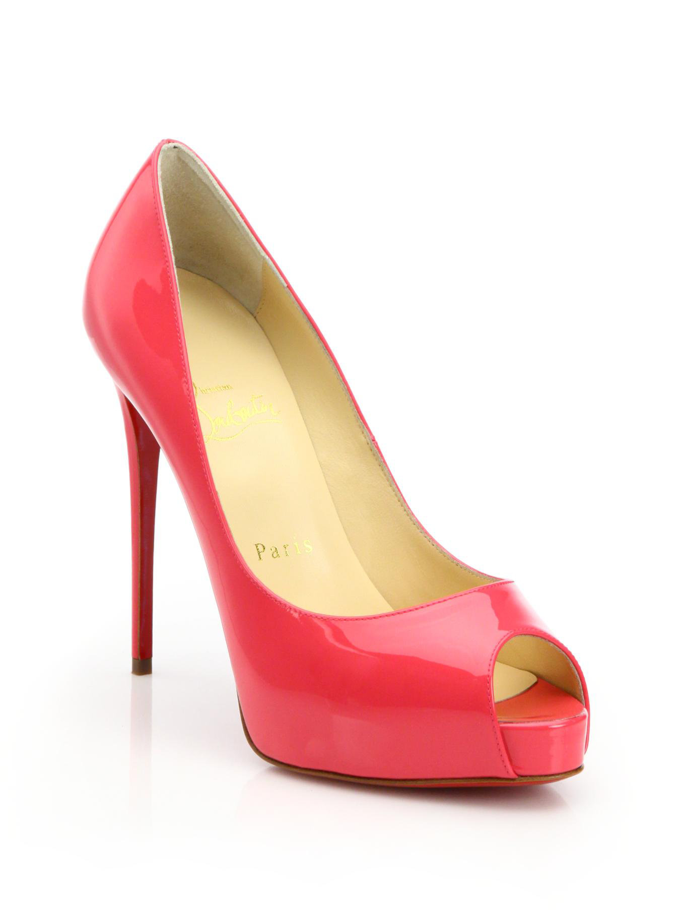 738471849c30 Gallery. Previously sold at  Saks Fifth Avenue · Women s Christian  Louboutin Very Prive ...