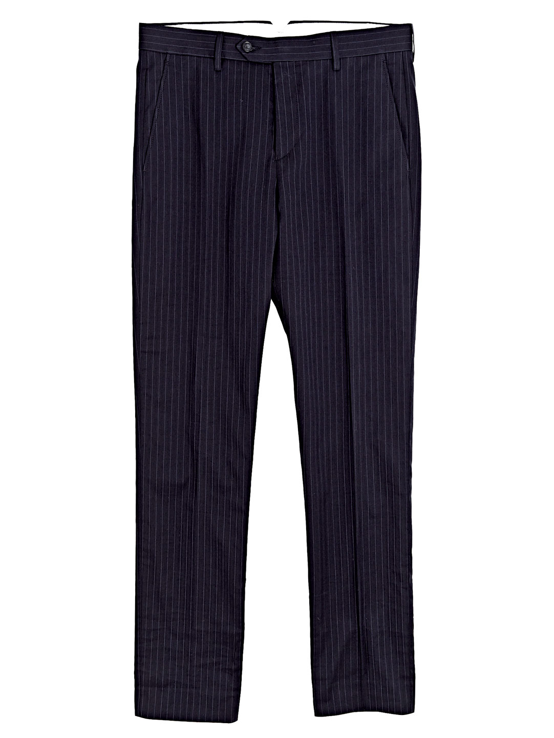 Lyst Acne Studios Mens Pinstripe Drifter Pants In Blue