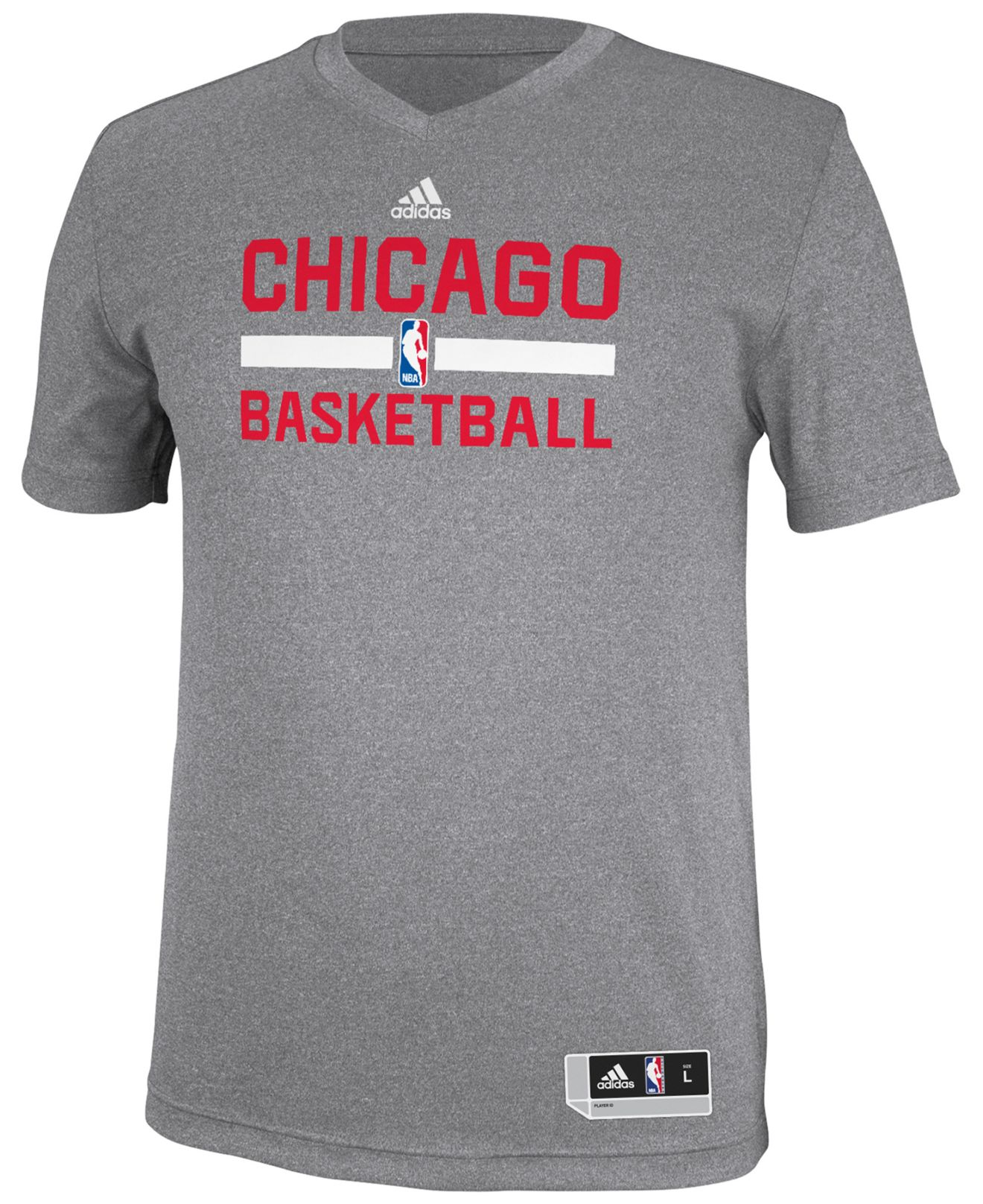 a753095dfff reduced chicago bulls joakim noah adidas black 2014 2015 short sleeve  replica jersey 5ea13 be22c; canada lyst adidas mens chicago bulls practice  graphic t ...