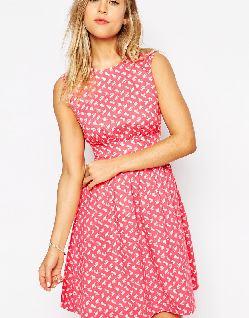 438bae10fc5 Emily and Fin Emily   Fin Lucy Dress in Pink - Lyst
