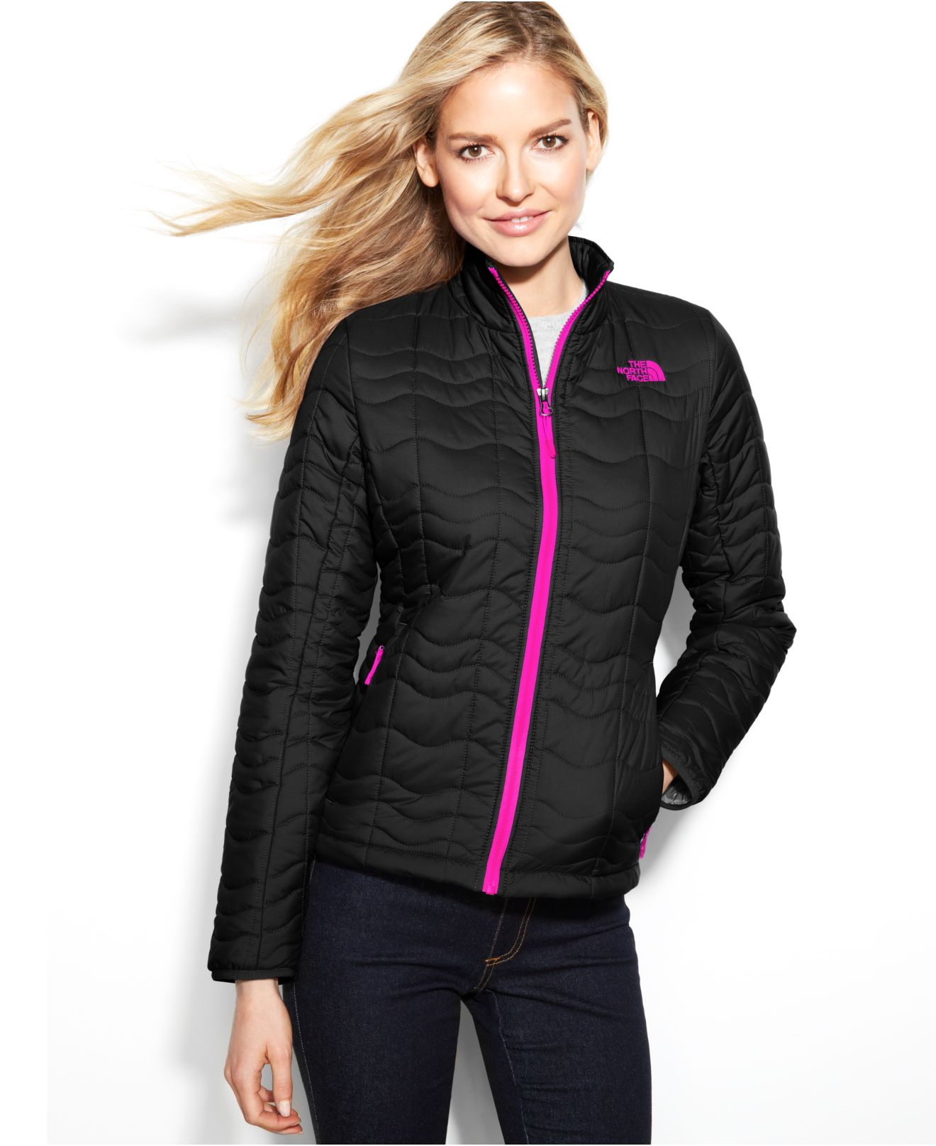 North Face Quilted Coat Womens Clothing Northface Factory
