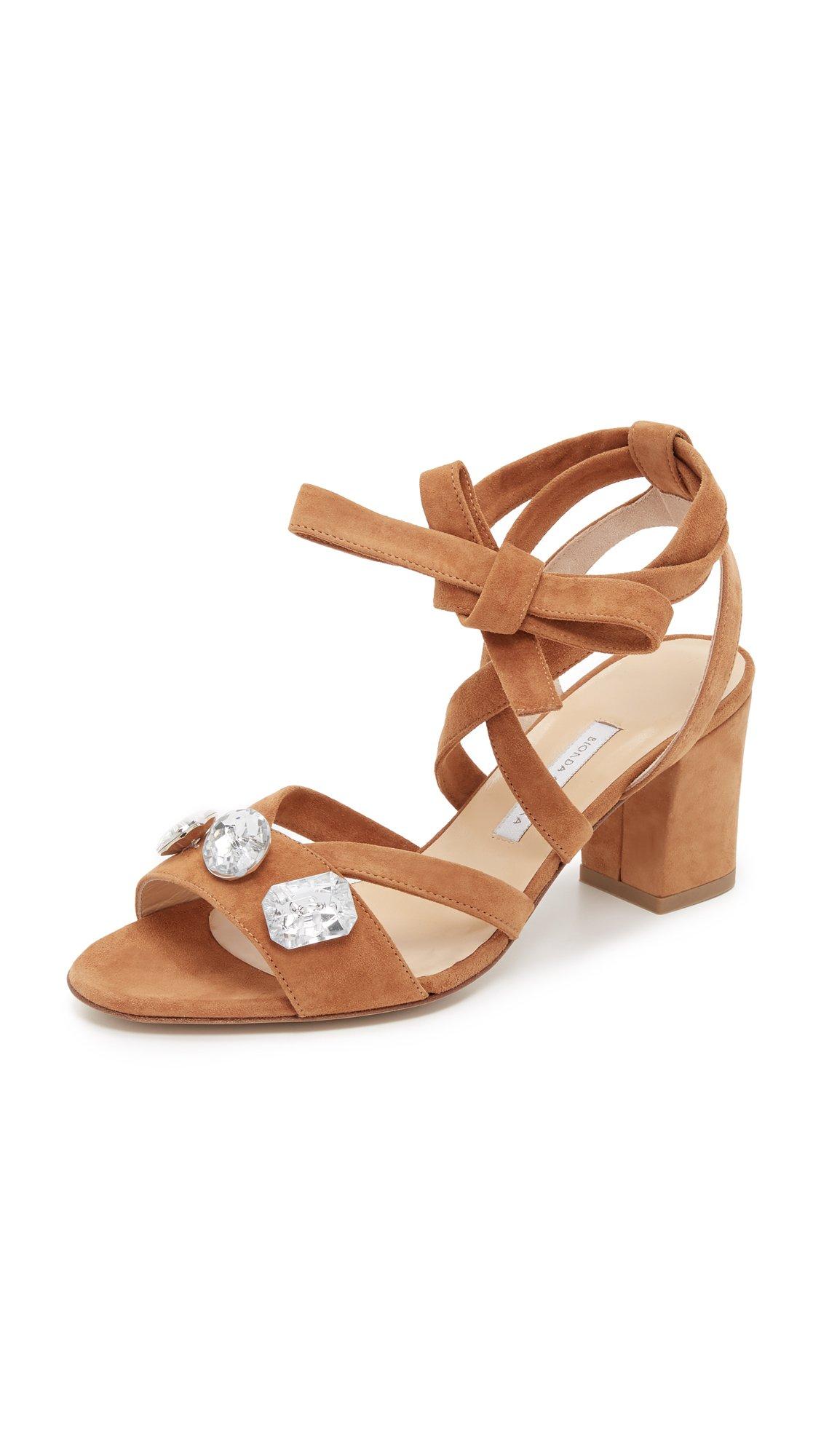 Bionda Castana Ruby City Sandals In Natural Lyst