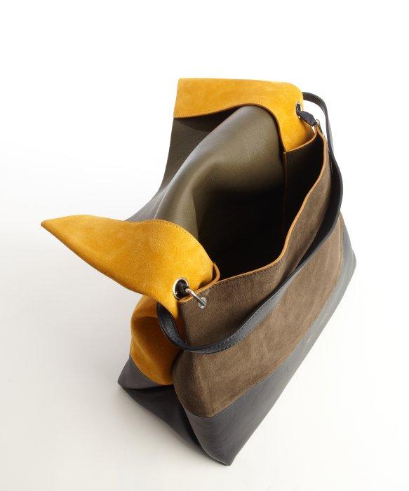 who carries celine handbags - celine navy blue leather shoulder bag