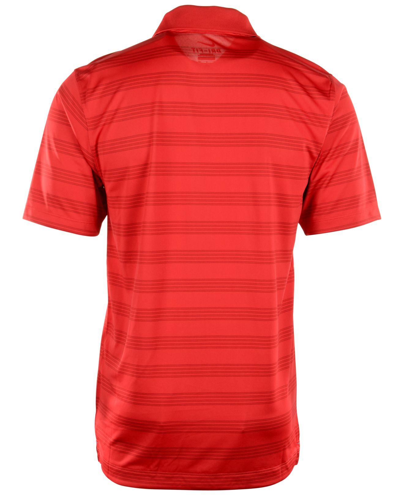 Nike mens ohio state buckeyes drifit preseason polo shirt for Ohio state polo shirt 3xl