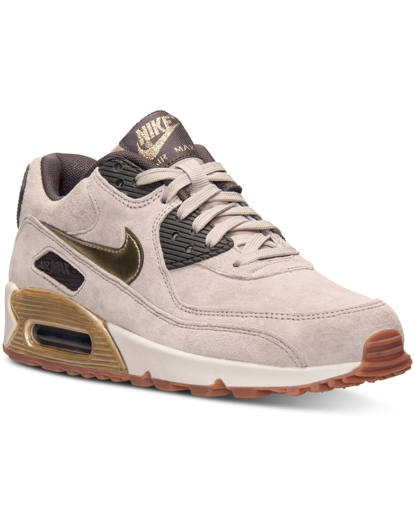 los angeles 03c73 c8d79 Gallery. Previously sold at  Macy s · Women s Nike Air Max 90