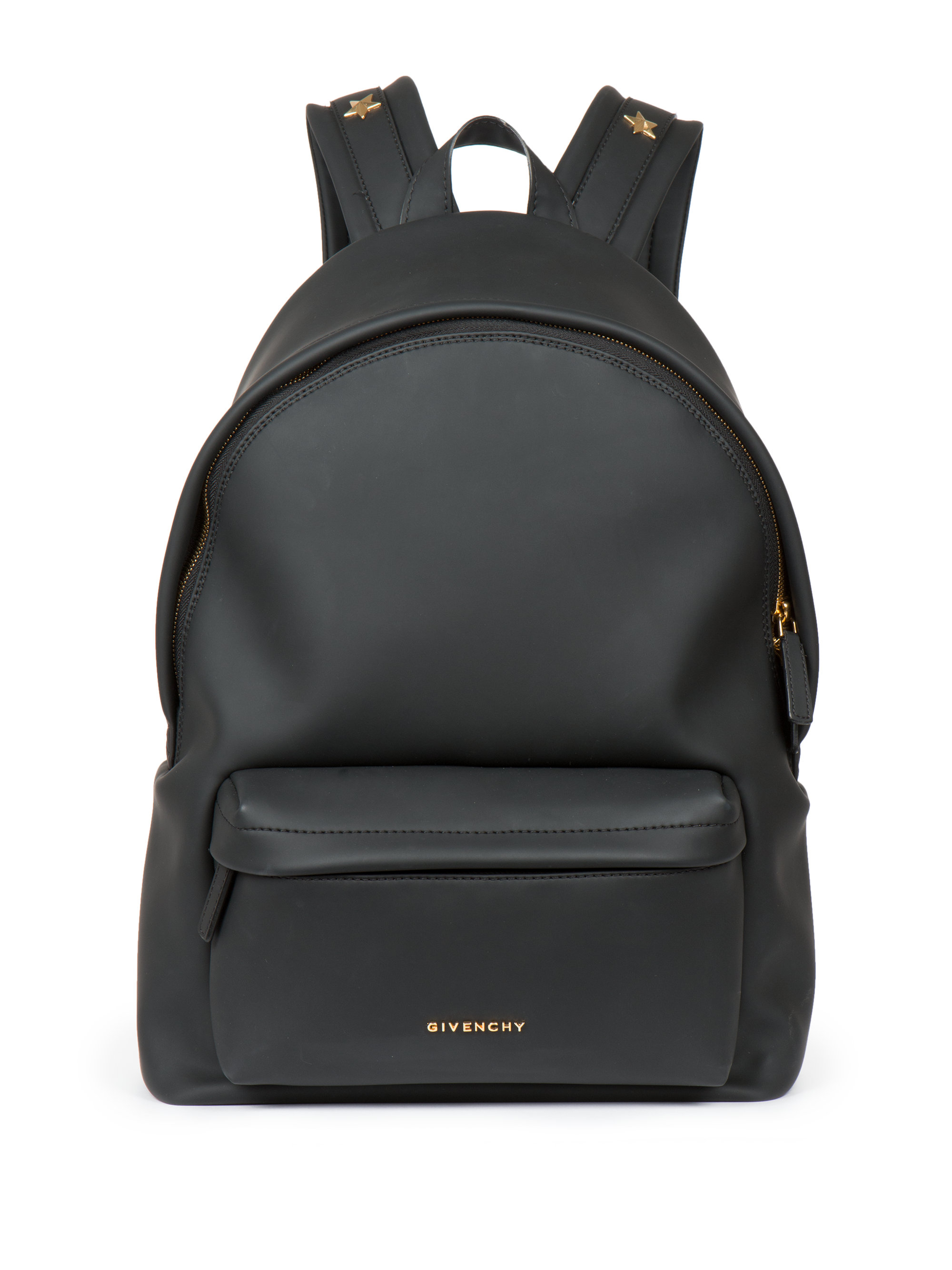 Givenchy Small Faux-leather Backpack in Black | Lyst