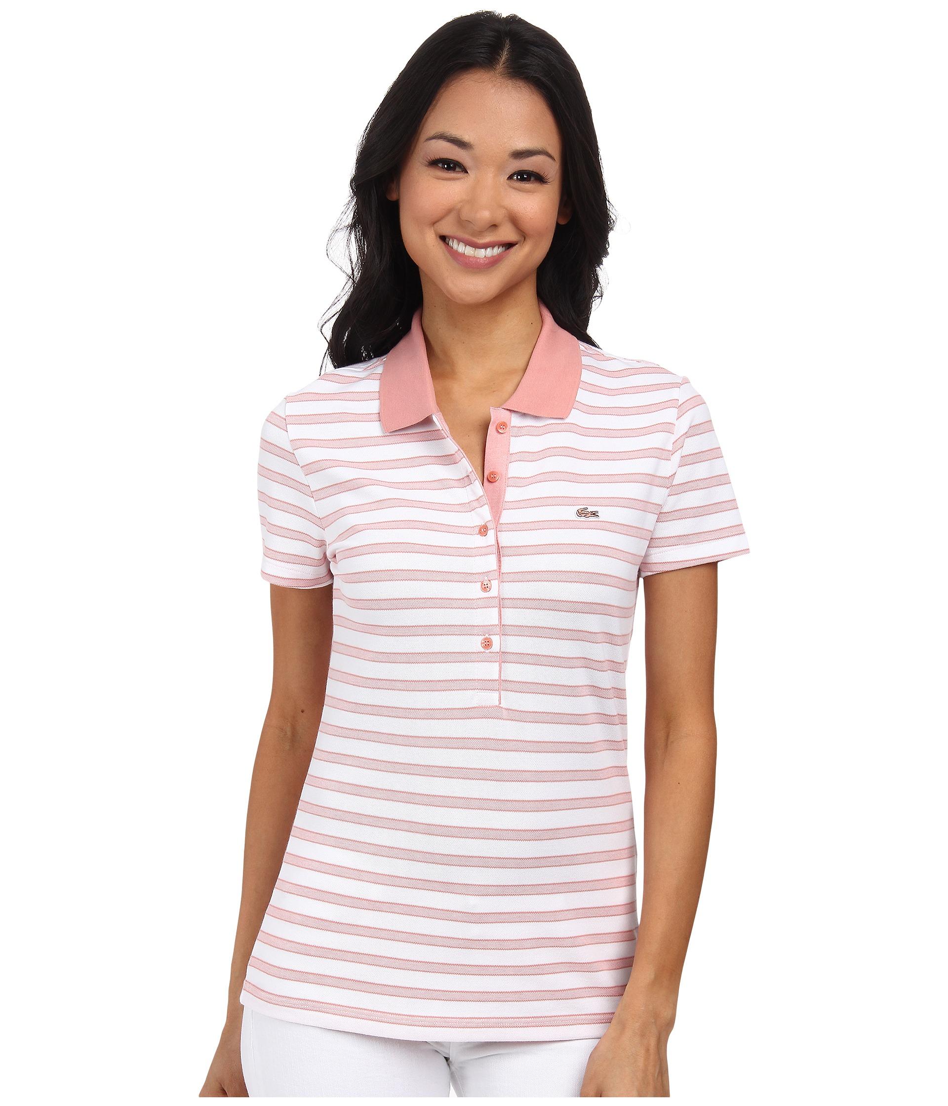 65d7edf5c0 Lacoste Polo Shirt Ladies - DREAMWORKS