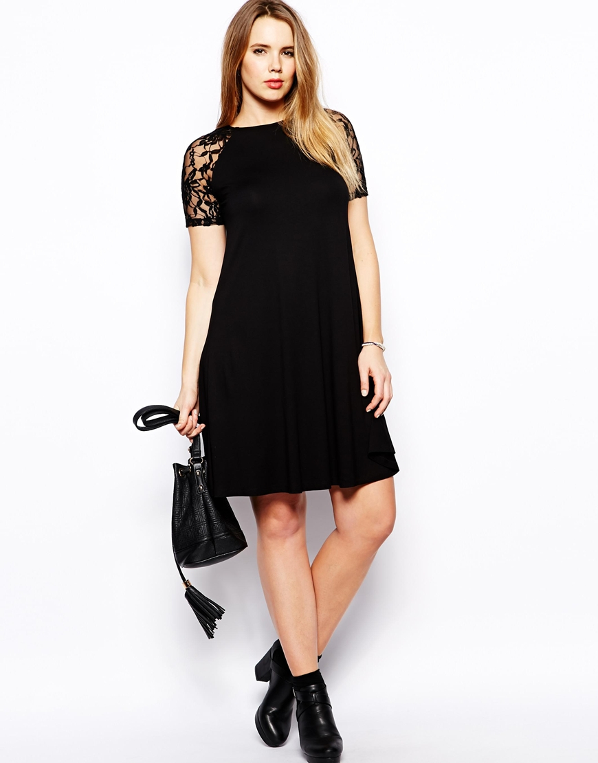 Black dress asos - Gallery Women S Swing Dresses