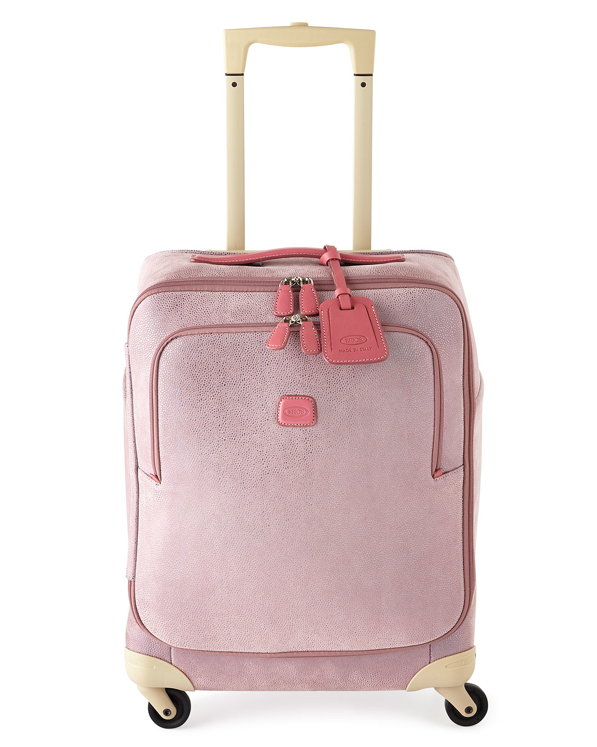 Bric's Life Pearl Pink 21 Carry-on Spinner in Pink for Men | Lyst